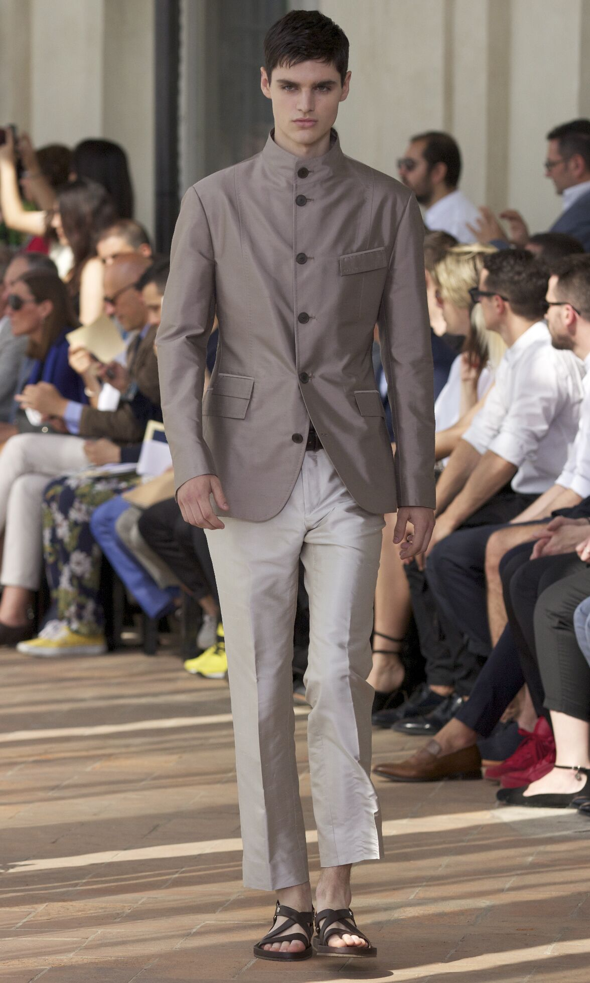 Corneliani Spring Summer 2014 Mens Collection Milano Fashion Week