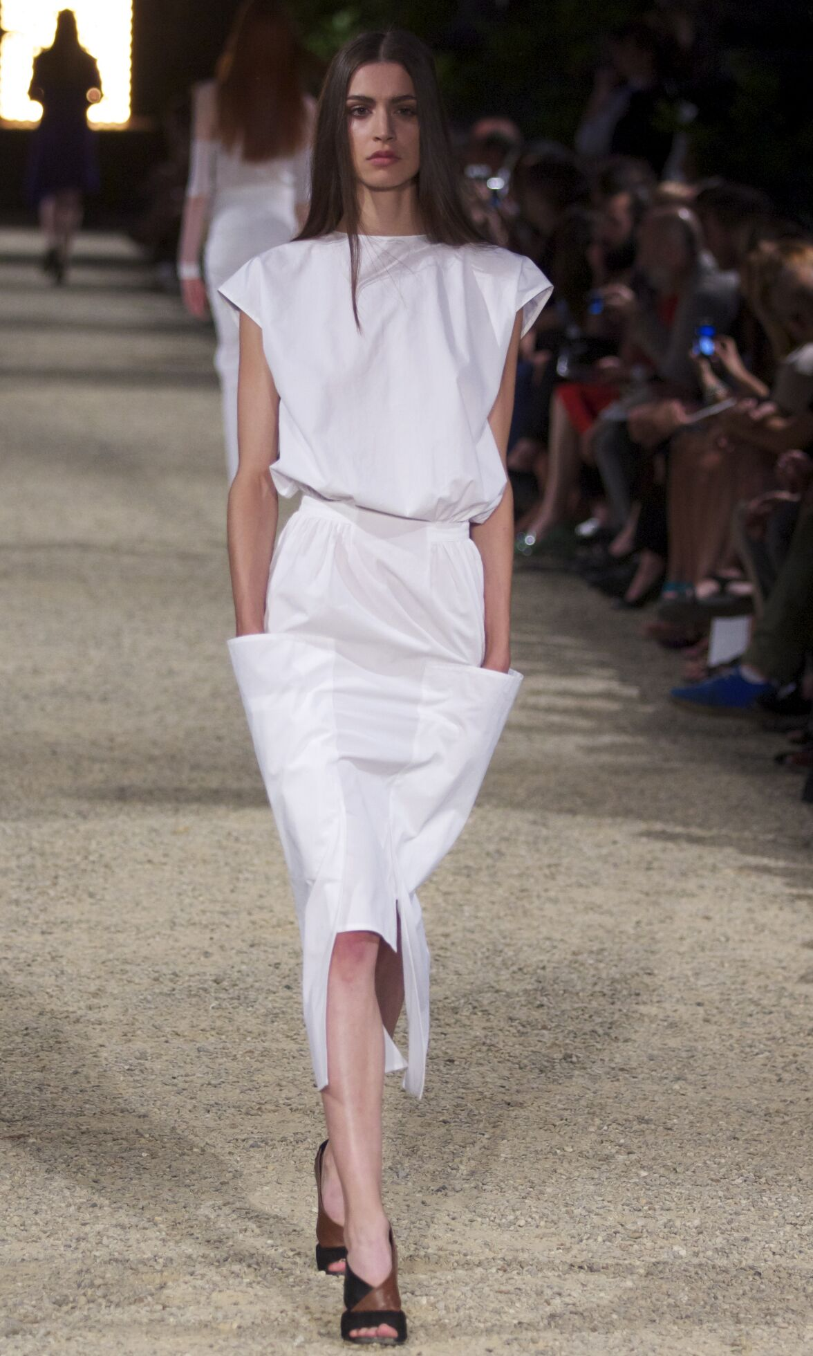 Damir Doma Spring Summer 2014 Women Resort Collection Pitti W Fashion Show