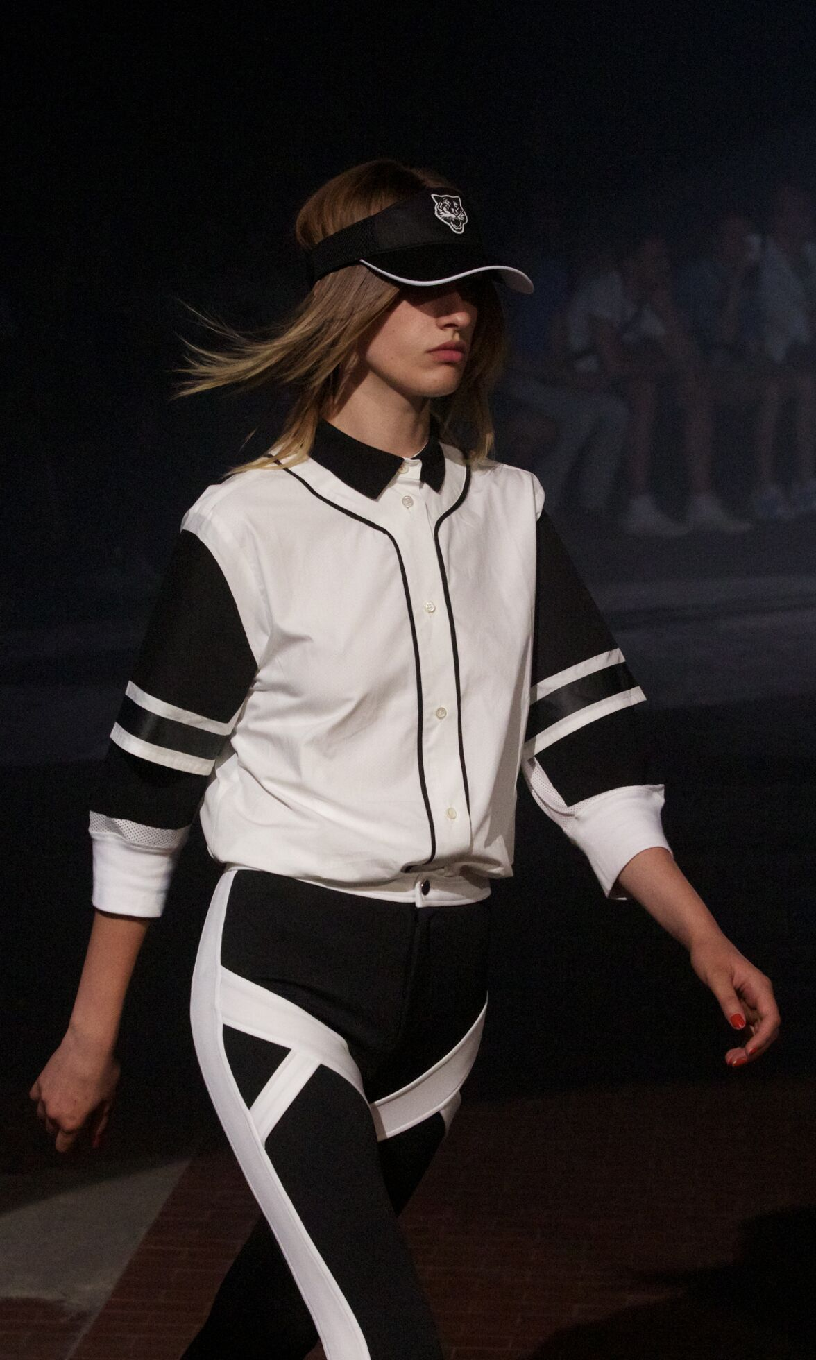 Fashion Model Onitsuka Tiger X Andrea Pompilio