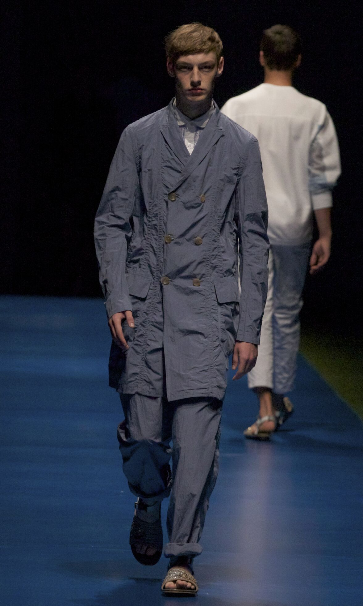 Kolor Spring Summer 2014 Men Collection Pitti Uomo Fashion Show