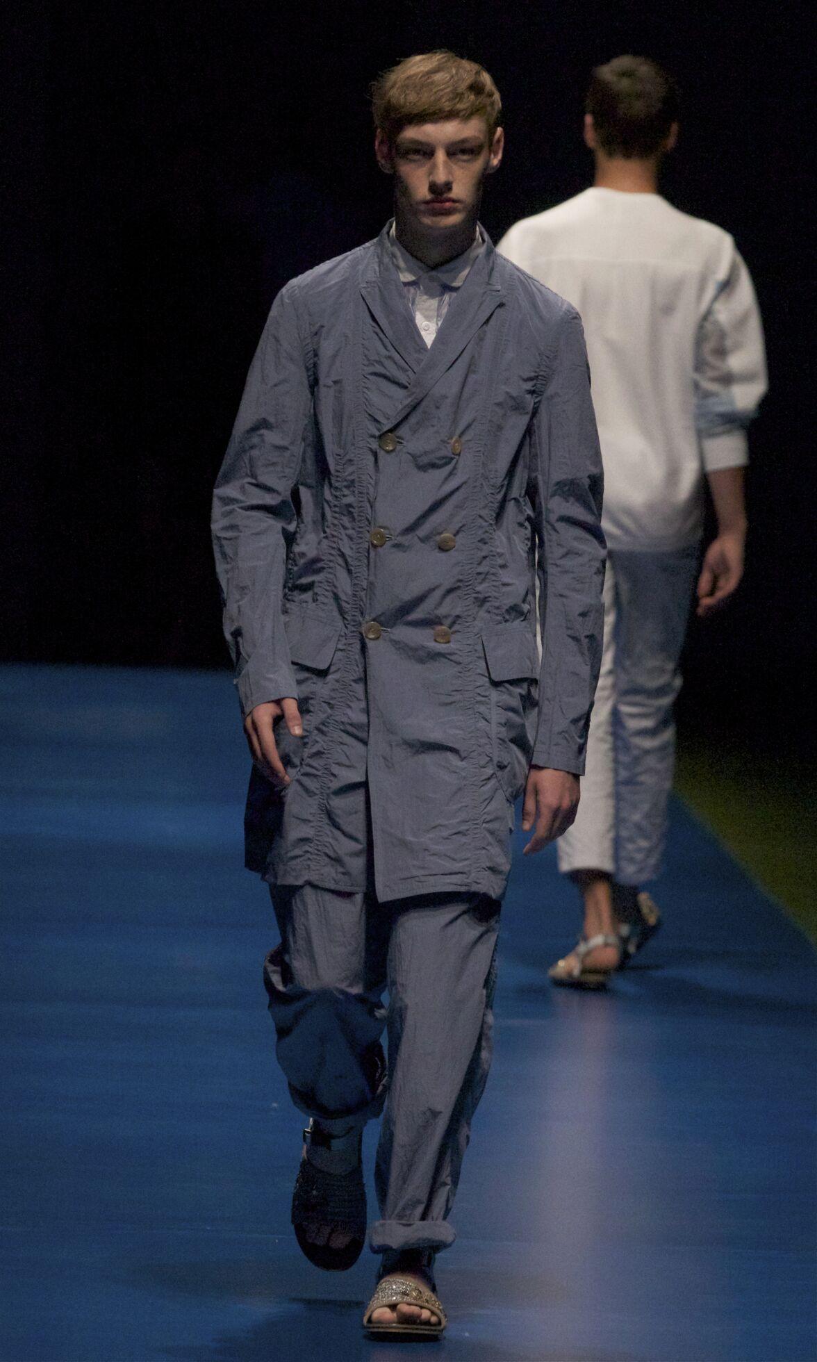 Kolor Spring Summer 2014 Men Collection Pitti Uomo Fashion Show