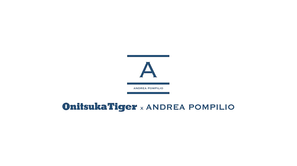 Onitsuka Tiger X Andrea Pompilio Spring Summer 2014 Collection - Pitti Immagine
