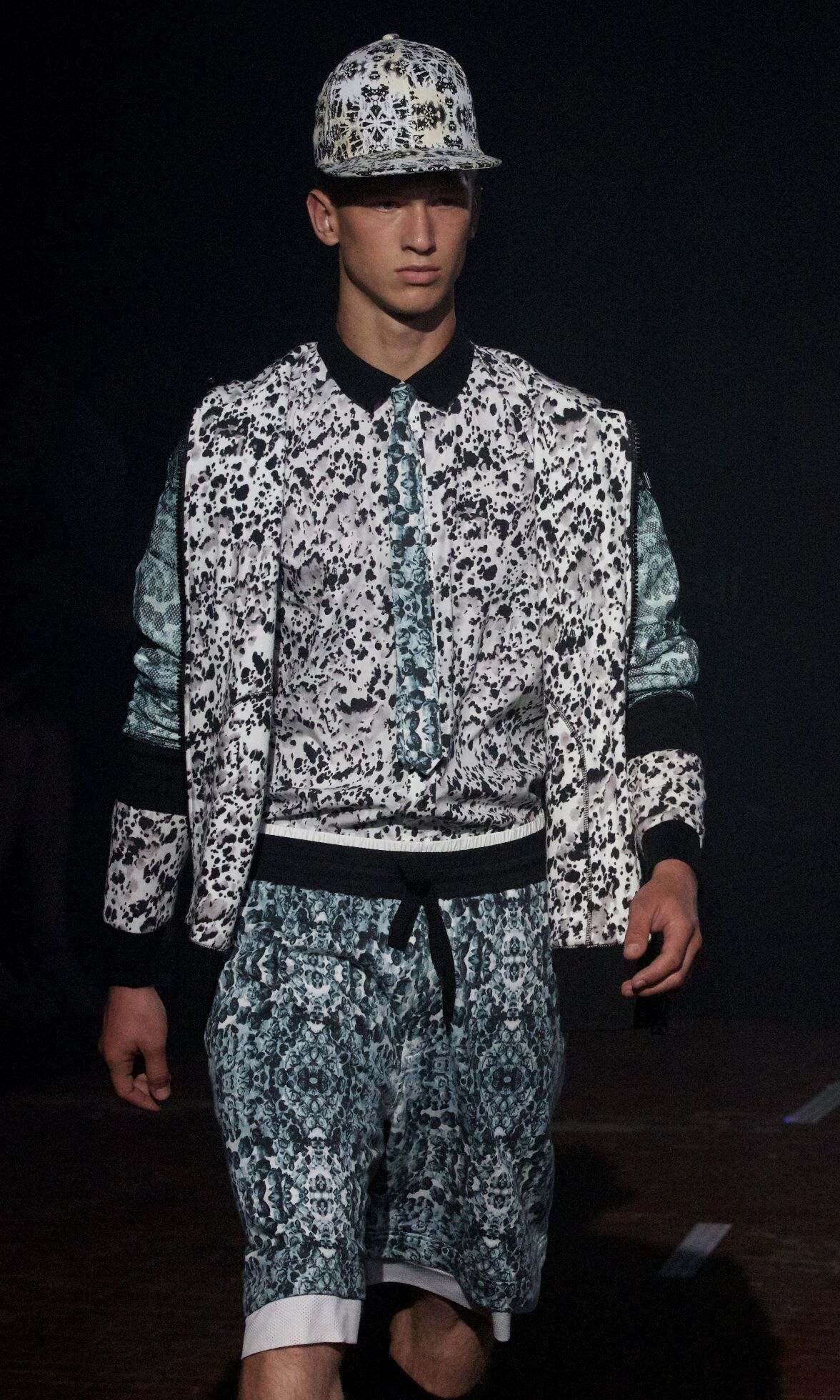 Performace Onitsuka Tiger X Andrea Pompilio Spring Summer 2014 Collection Pitti Immagine Uomo Florence