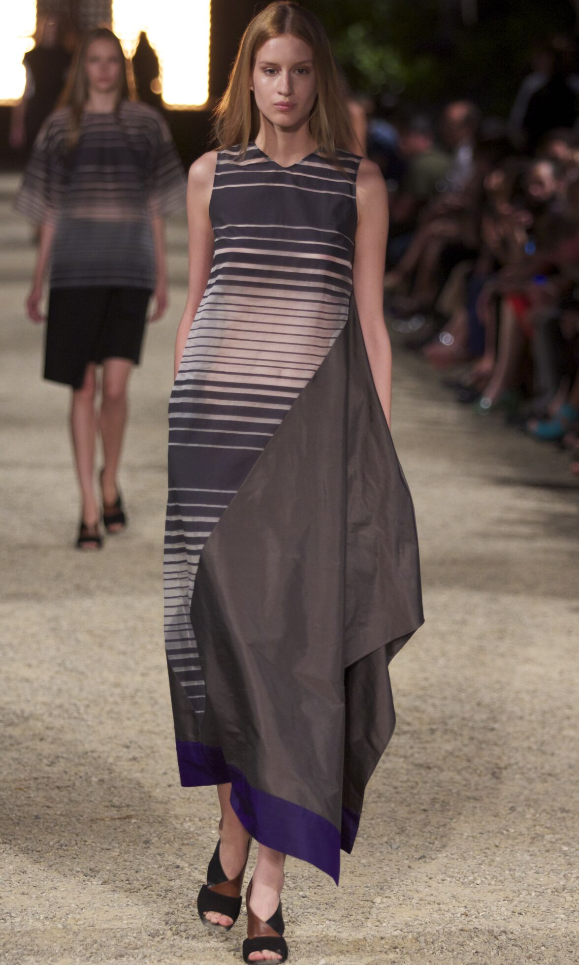 Runway Damir Doma Spring Summer 2014 Women Resort Collection Pitti W