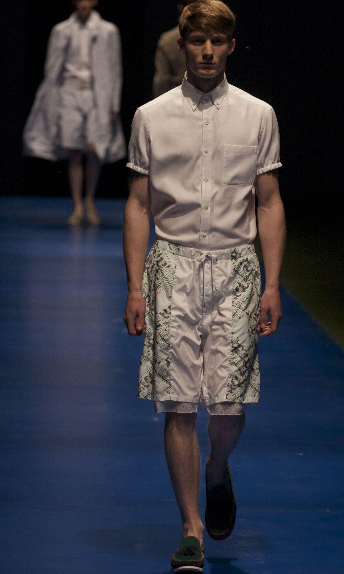 Spring 2014 Men Fashion Show