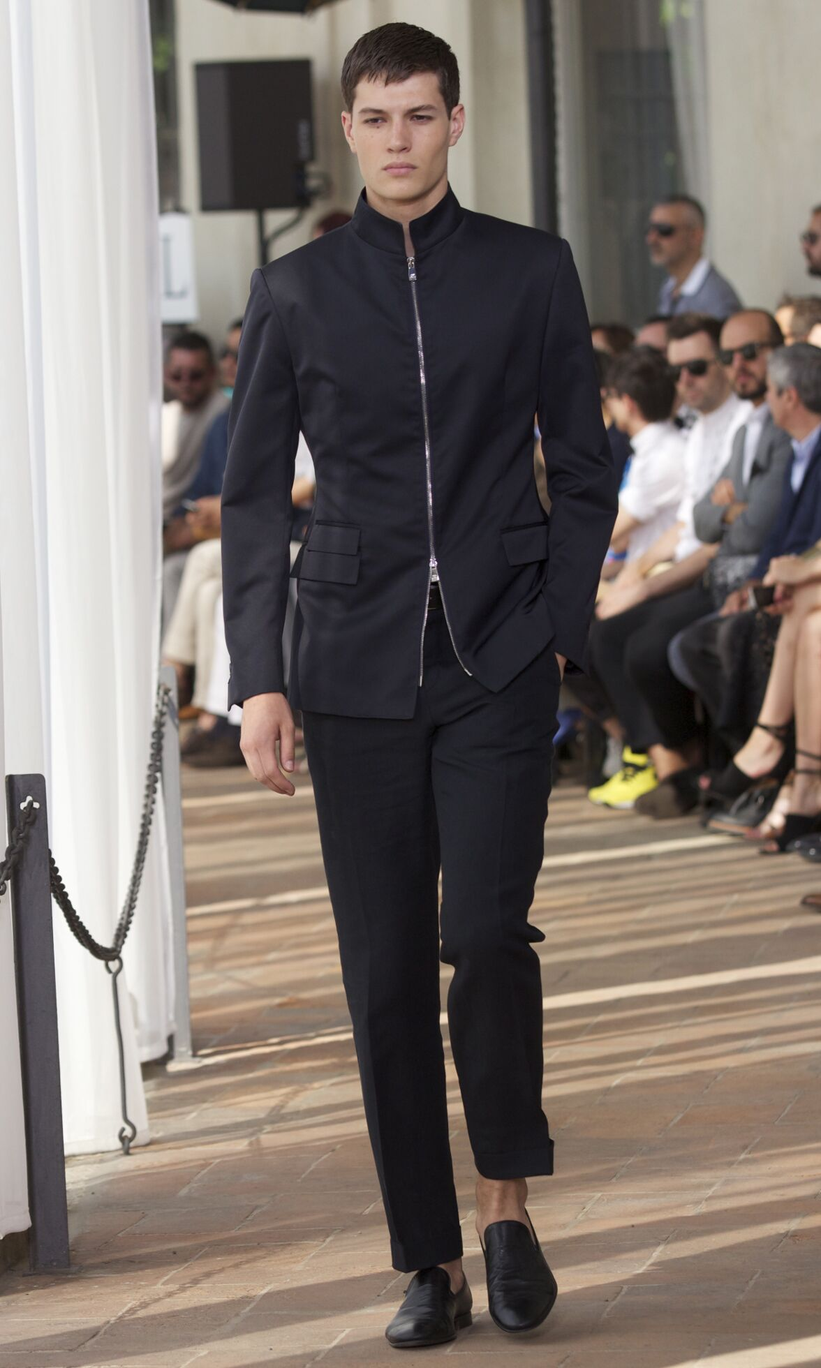 Spring 2014 Men Fashion Show Corneliani