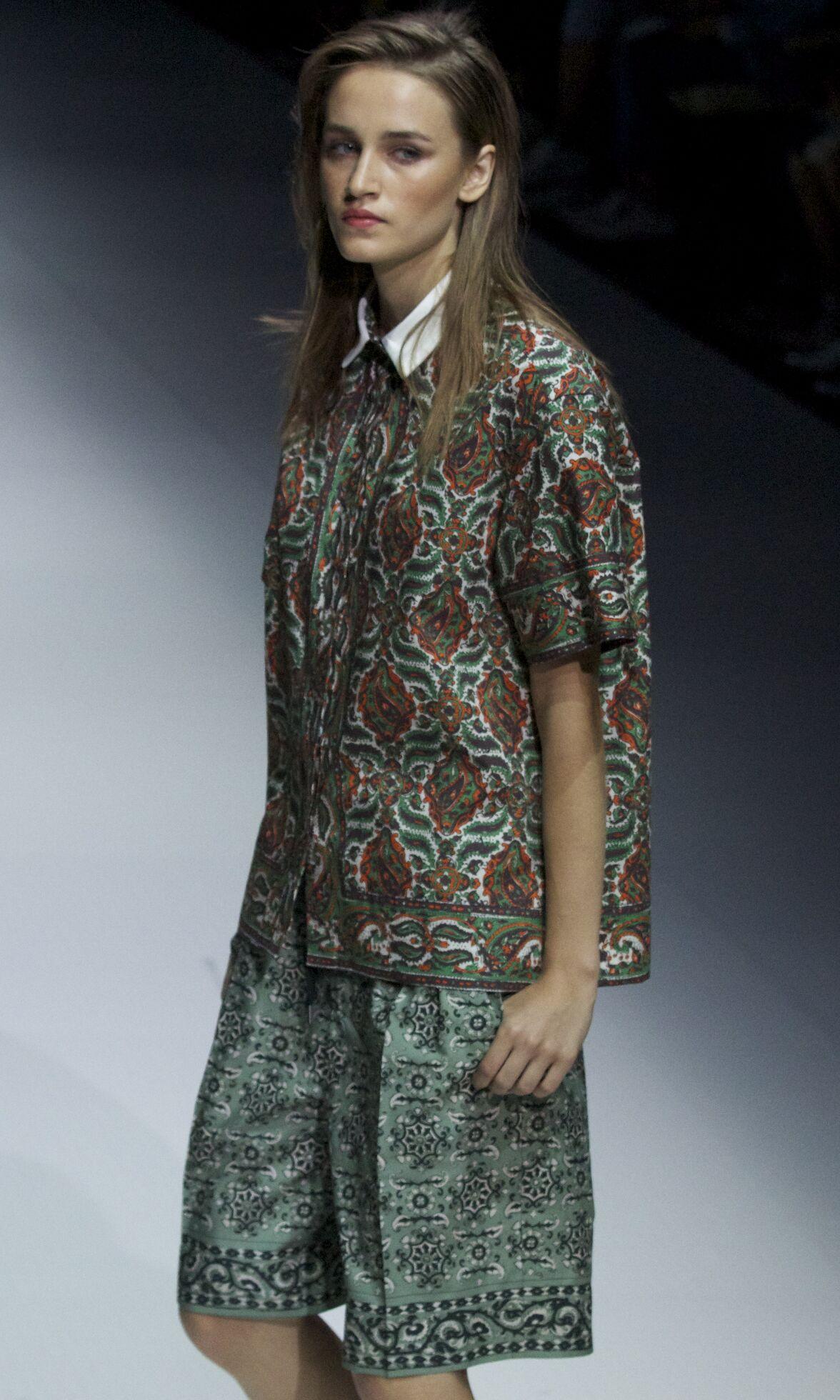 Spring Fashion 2014 Andrea Pompilio