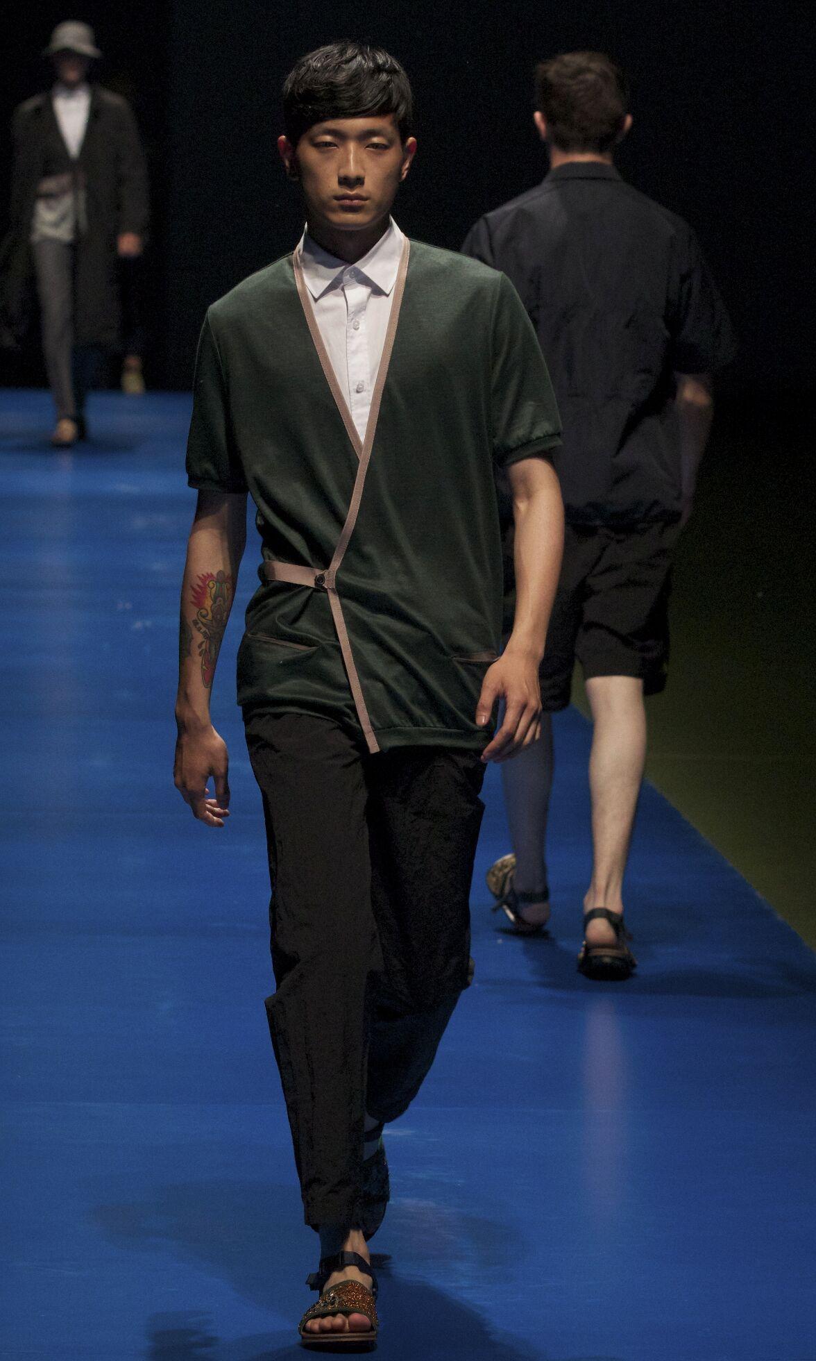 Spring Kolor Fashion Man