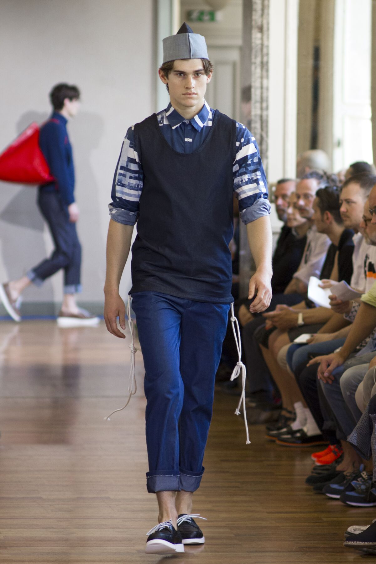 Spring Summer 2014 Fashion Men's Collection Andrea Incontri