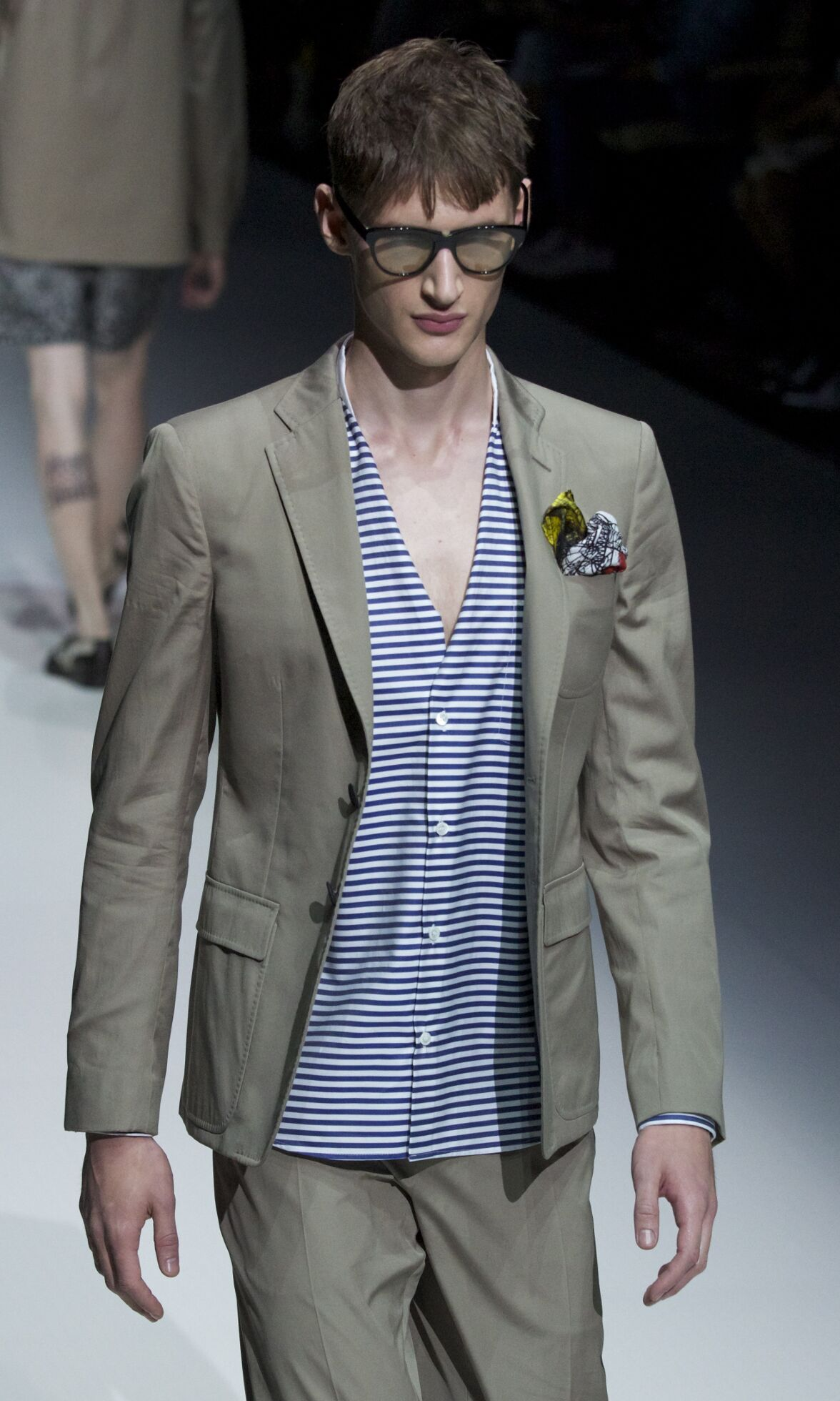 Spring Summer 2014 Fashion Men's Collection Andrea Pompilio