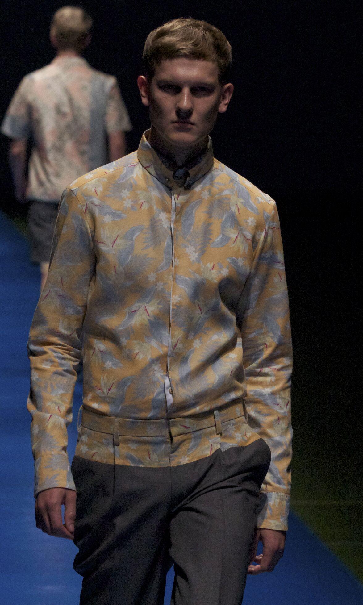 Spring Summer 2014 Fashion Men's Collection Kolor