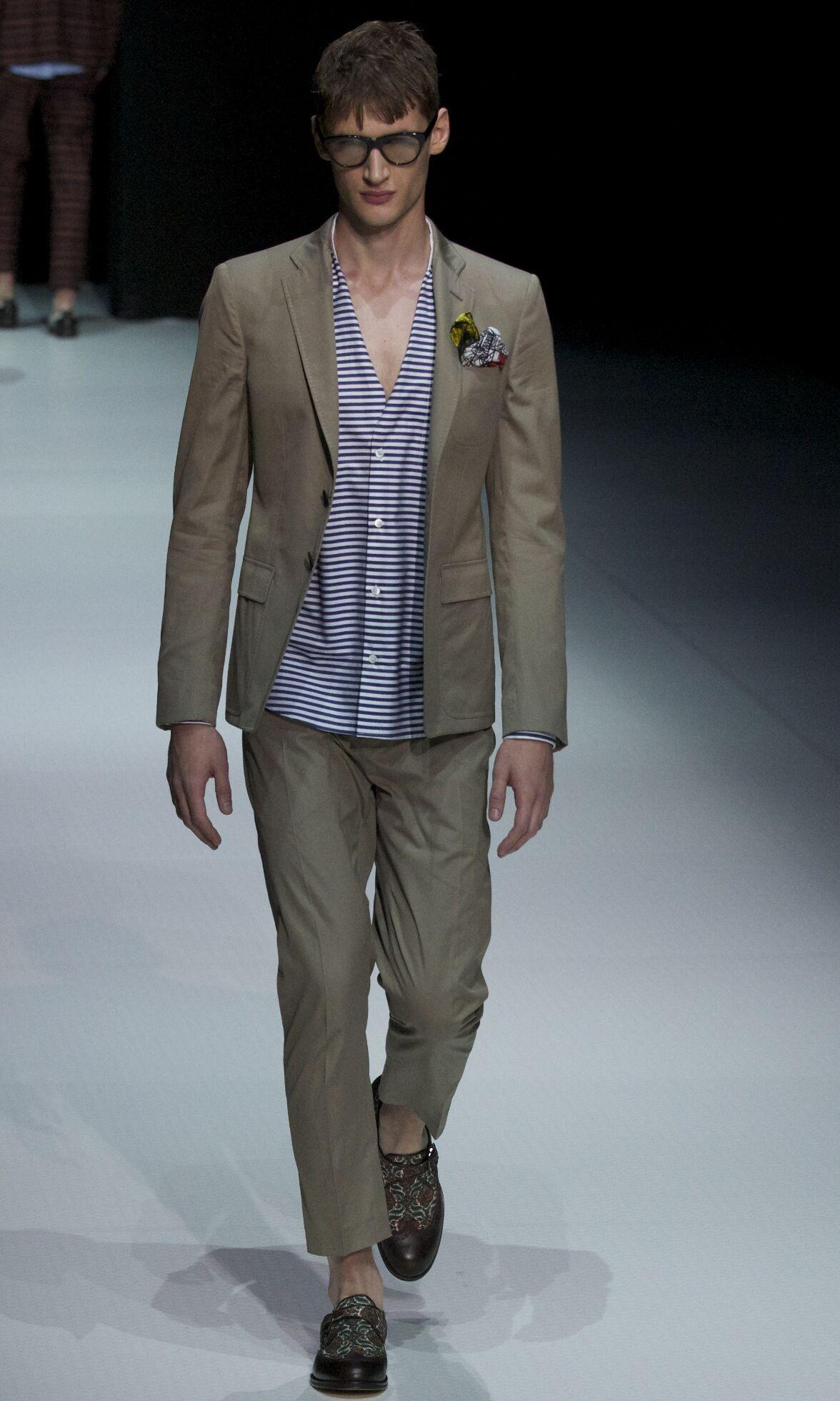 Summer 2014 Fashion Show Andrea Pompilio