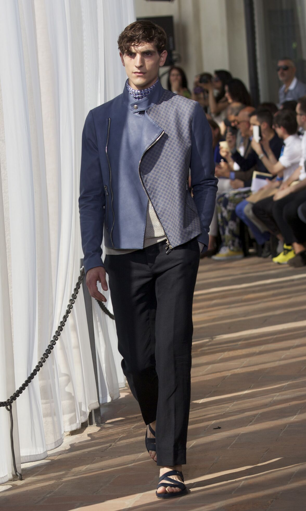 Summer 2014 Fashion Show Corneliani