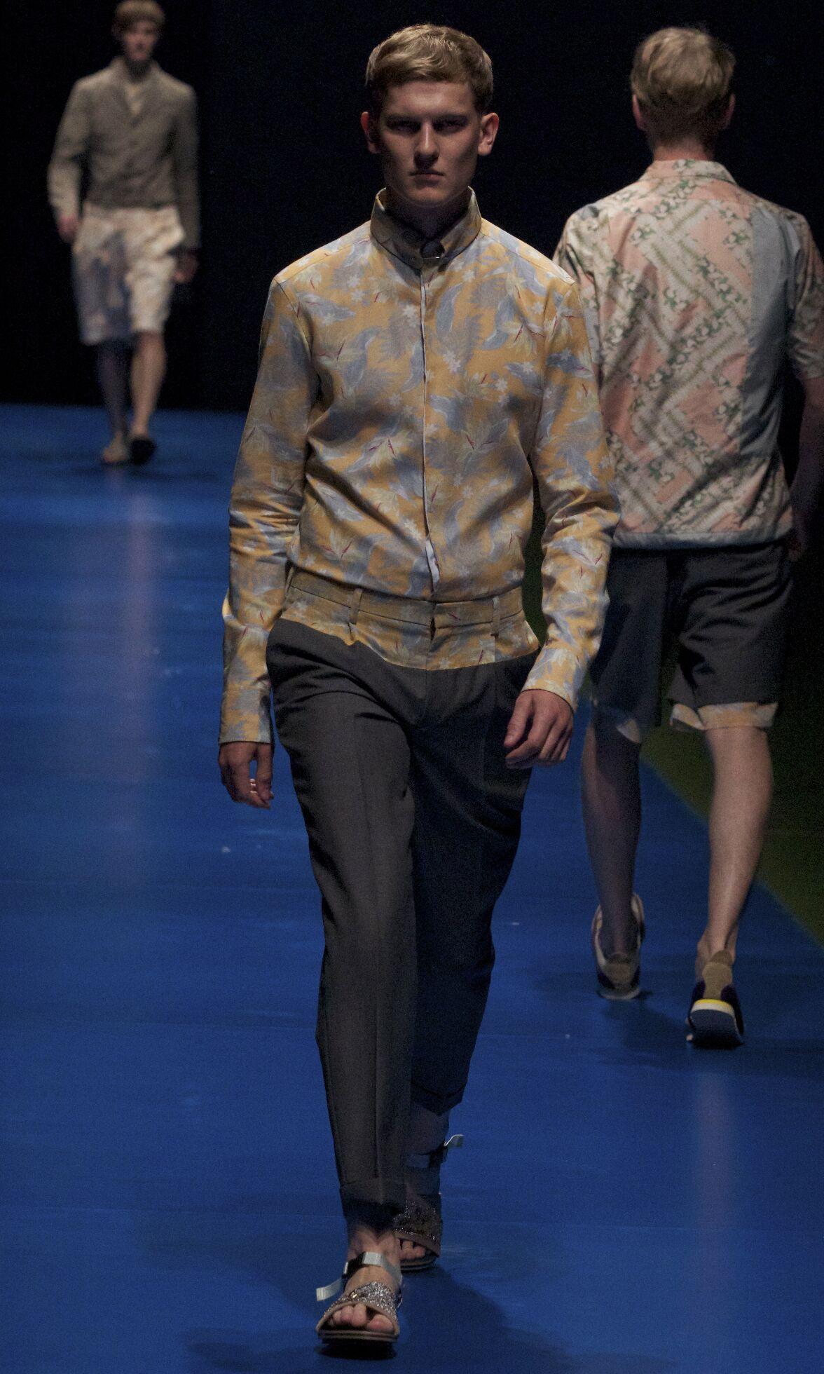 Summer 2014 Fashion Show Kolor