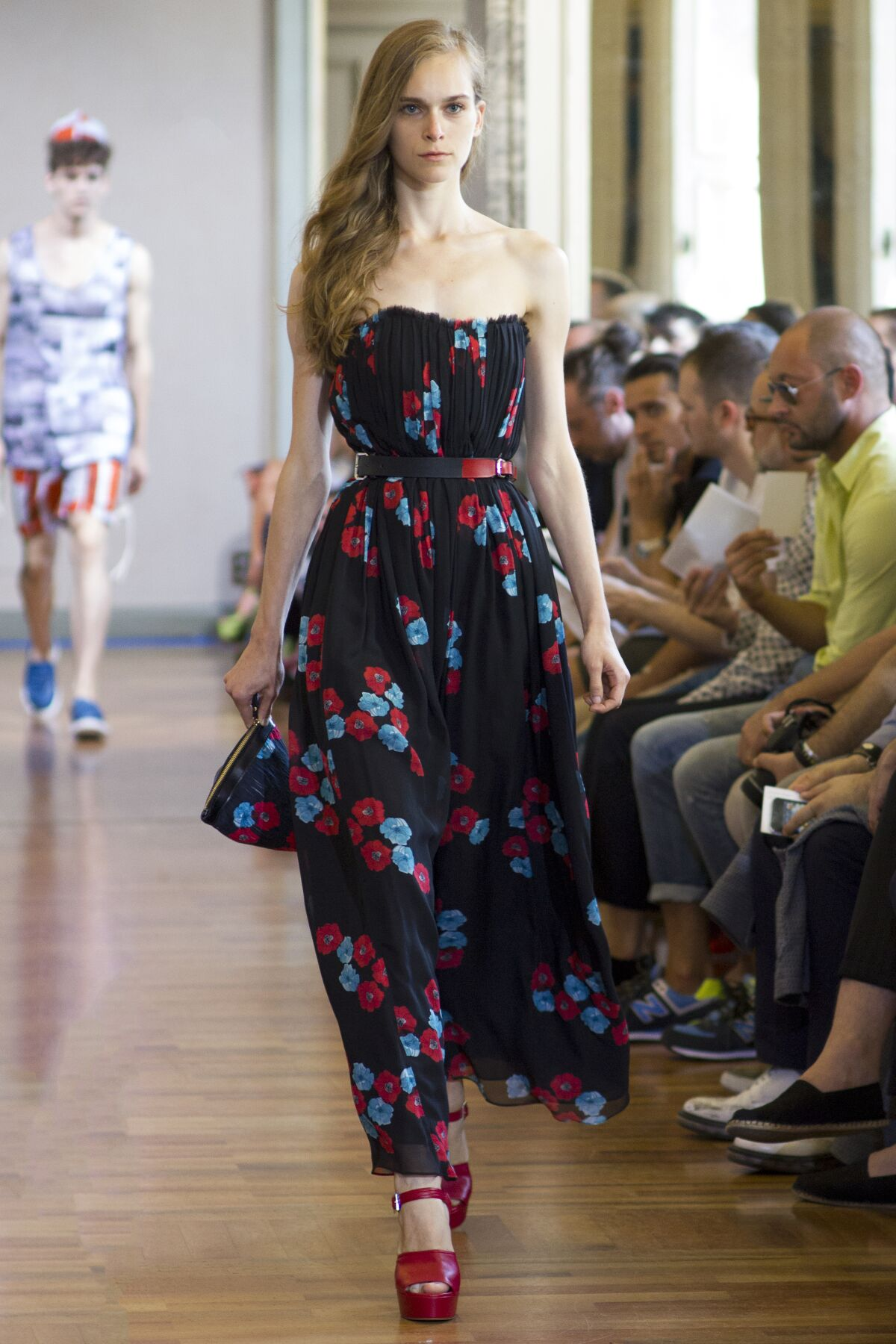 Summer Dress Trends 2014 Woman Milan