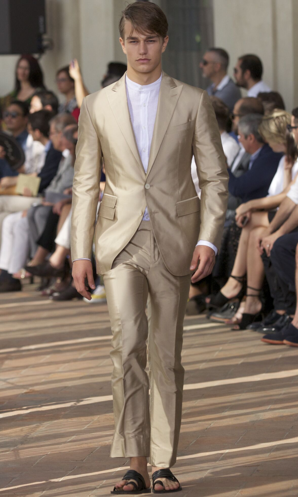 Summer Fashion Trends 2014 Corneliani