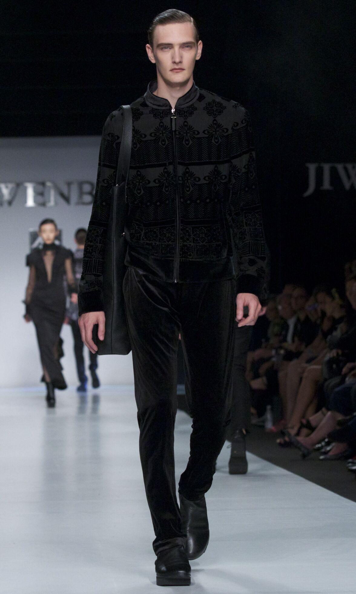 2014 Man Style Ji Wenbo