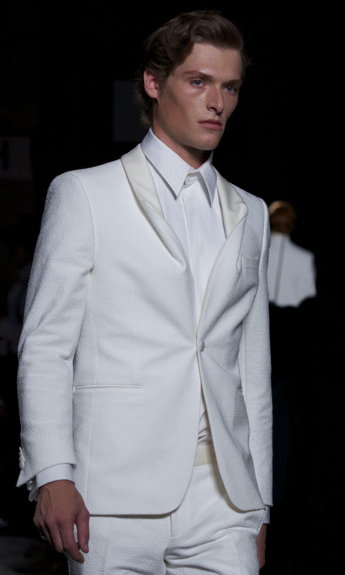 Catwalk Daks Man Fashion Show Summer 2014