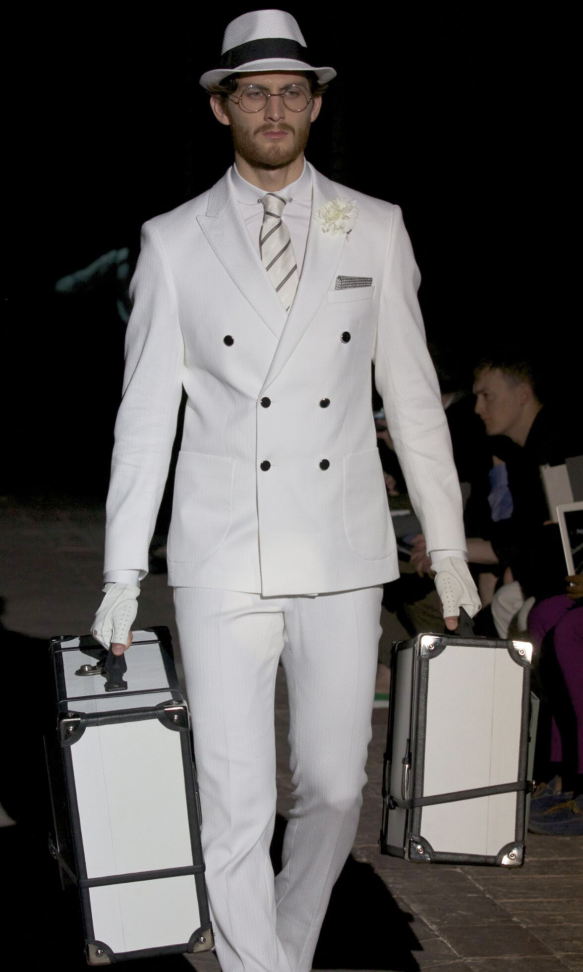 Daks Man Milano Fashion Week