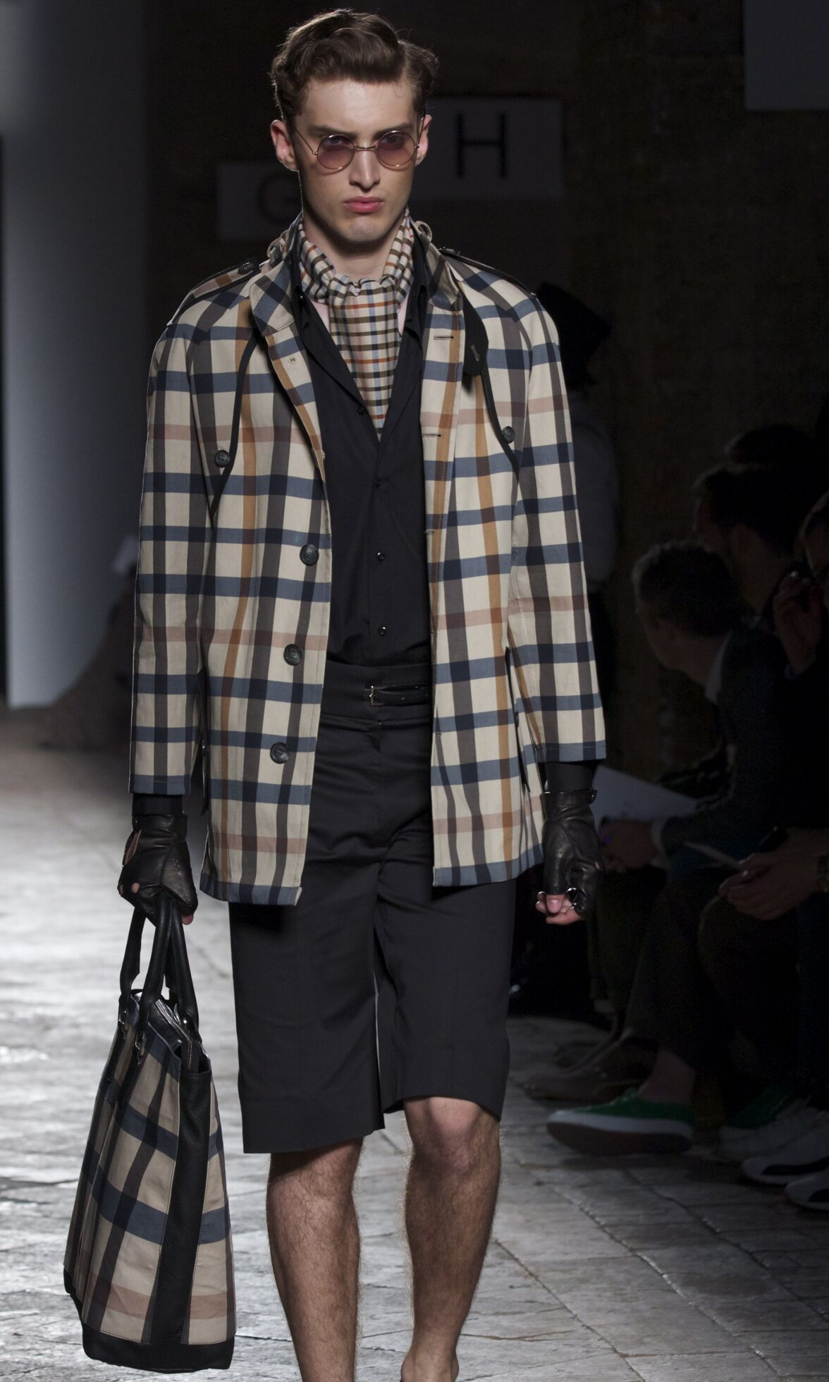 Daks Milano Fashion Week Menswear