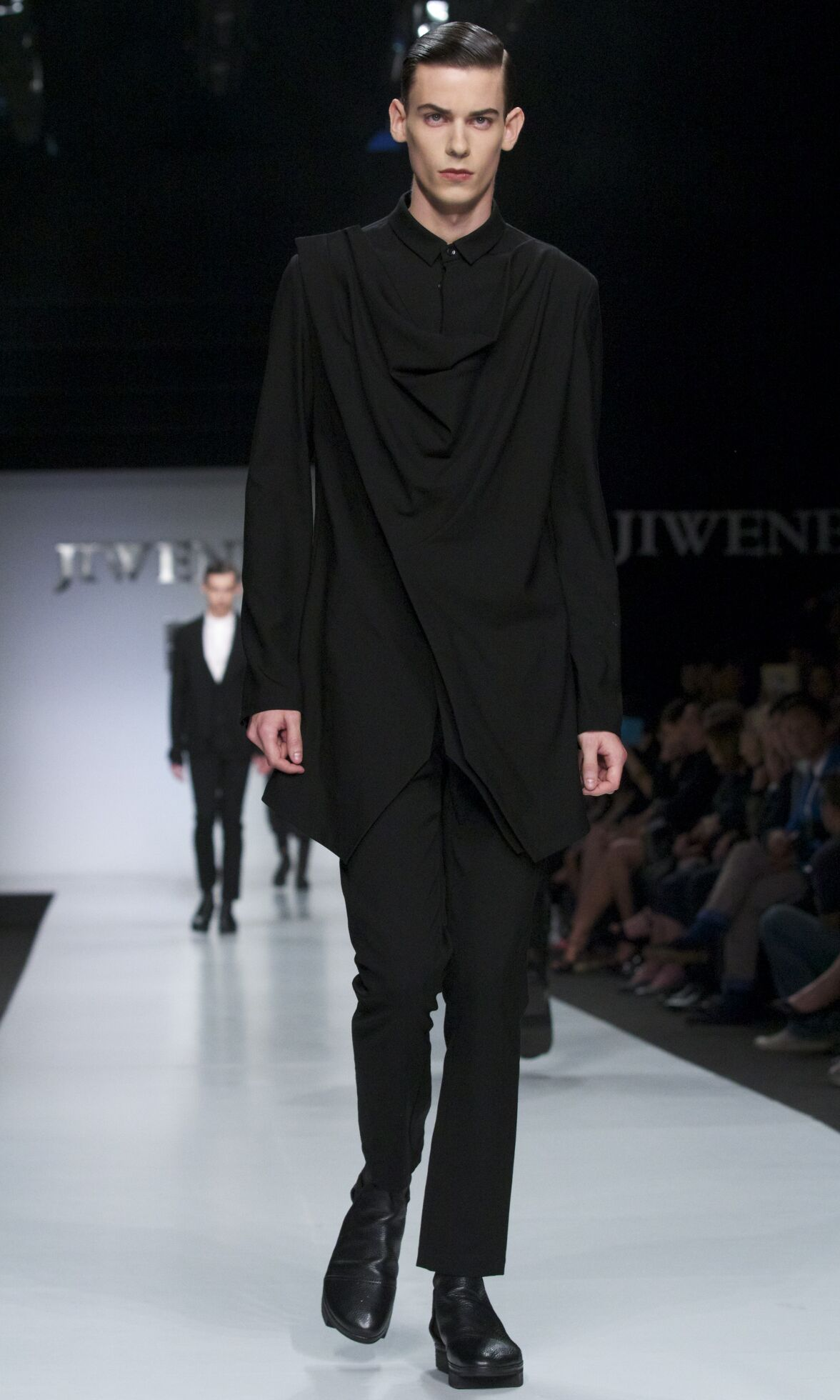 Ji Wenbo Milano Fashion Week