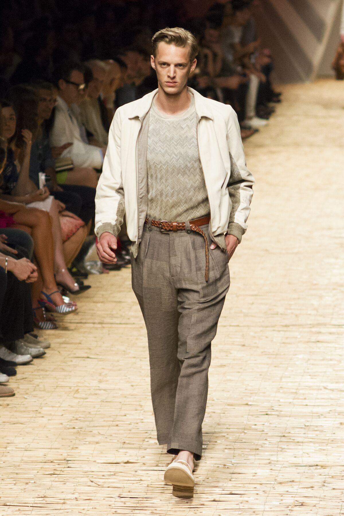 Missoni Man Milano Fashion Week