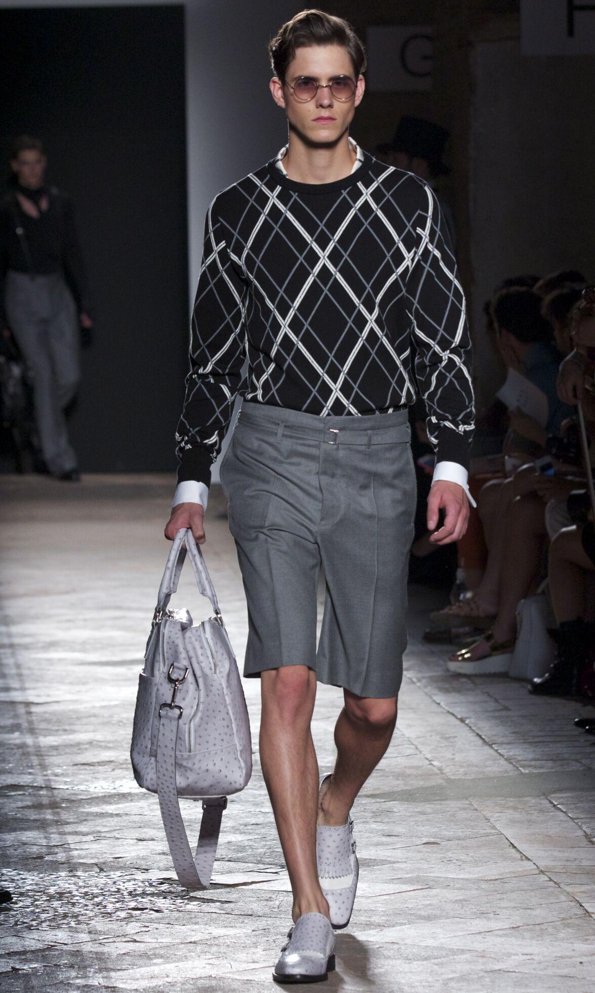 Runway Daks Spring Summer 2014 Men Collection Milan Fashion Week