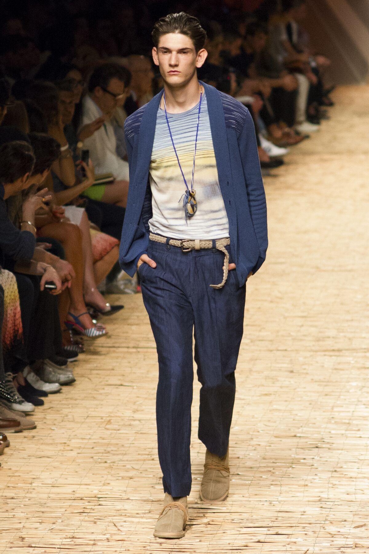 Spring 2014 Fashion Trends Missoni