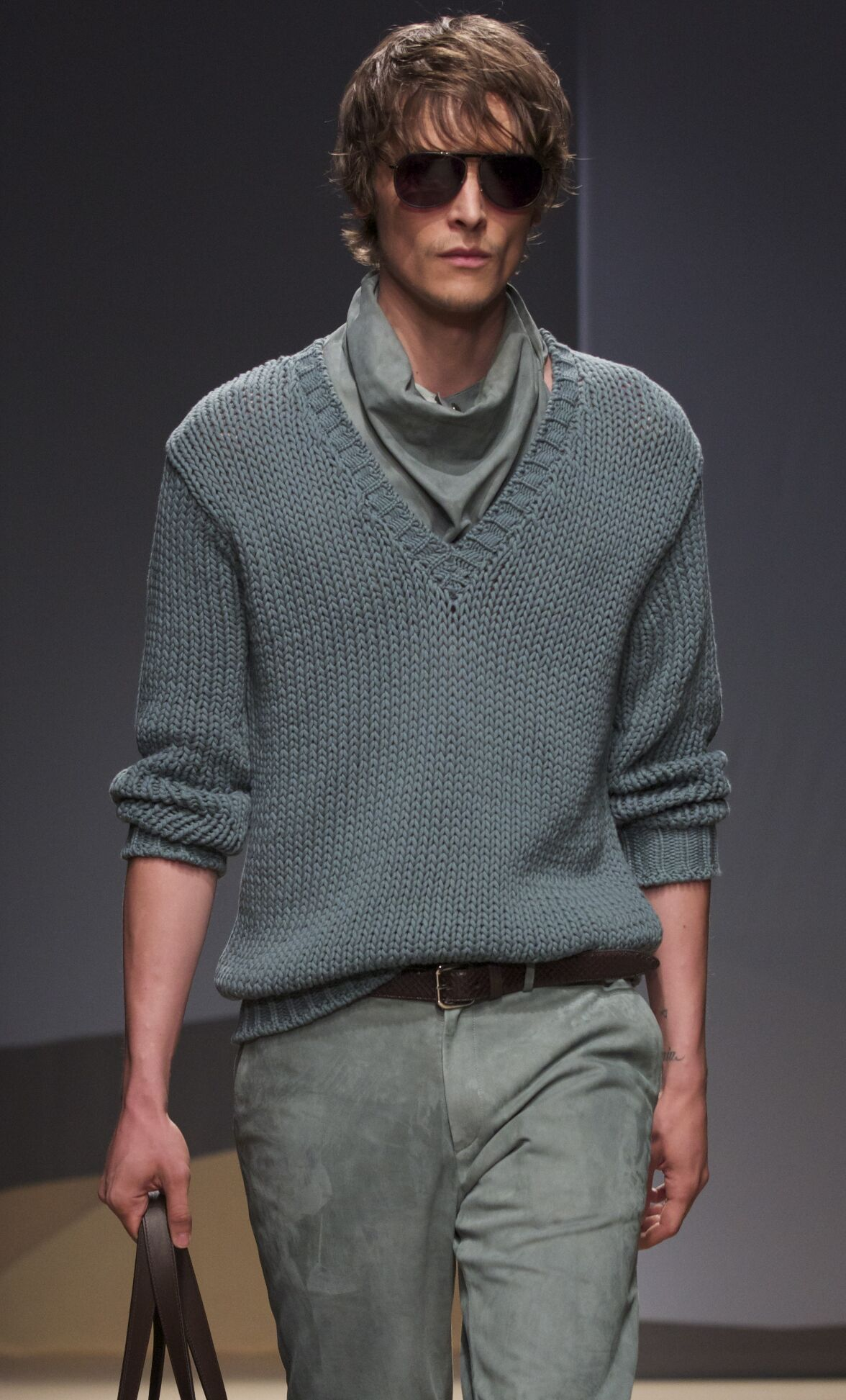 Spring 2014 Fashion Trends Trussardi