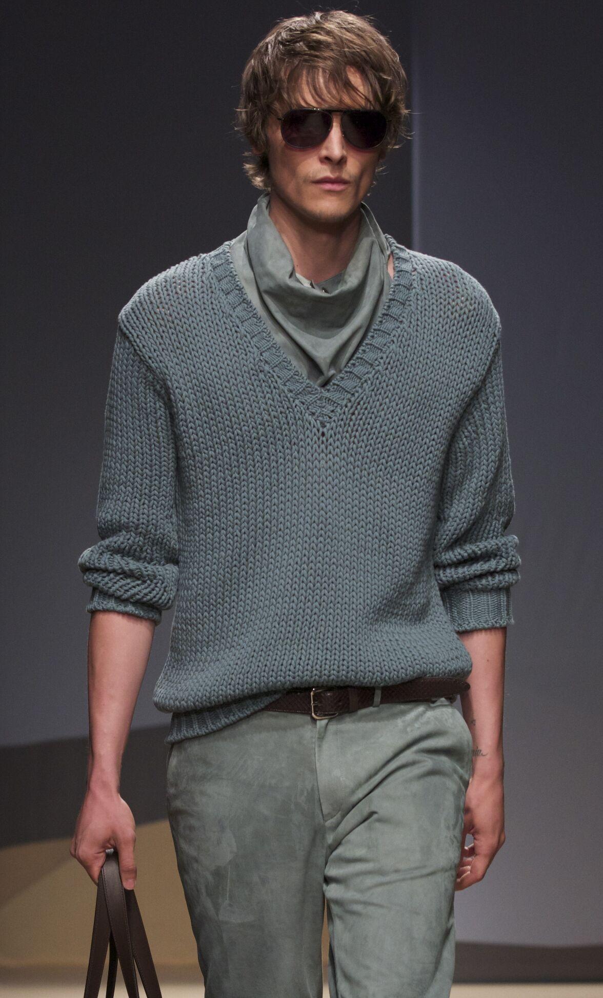 Spring 2014 Fashion Trends Trussardi