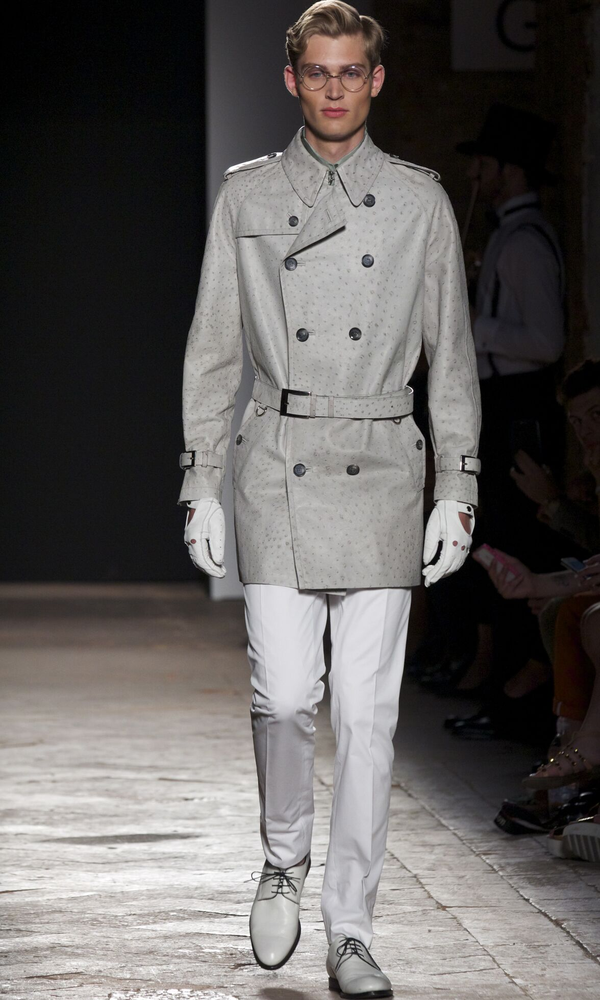 Spring 2014 Men Fashion Show Daks