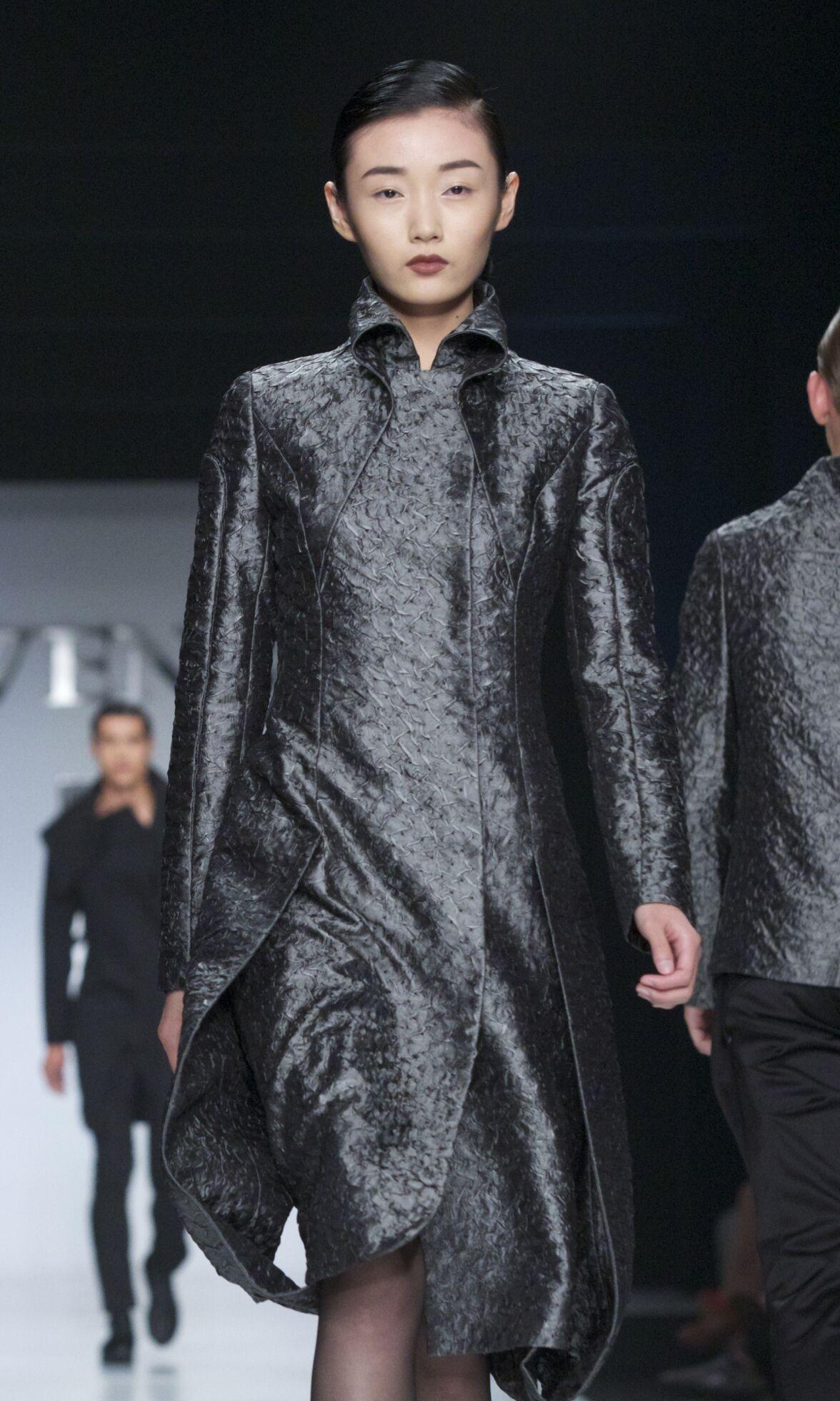 Spring 2014 Woman Fashion Show Ji Wenbo