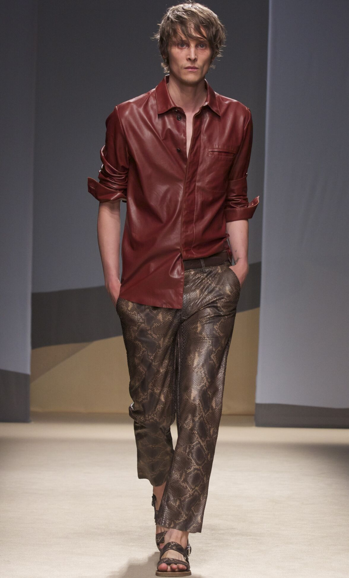 Spring Fashion 2014 Trussardi