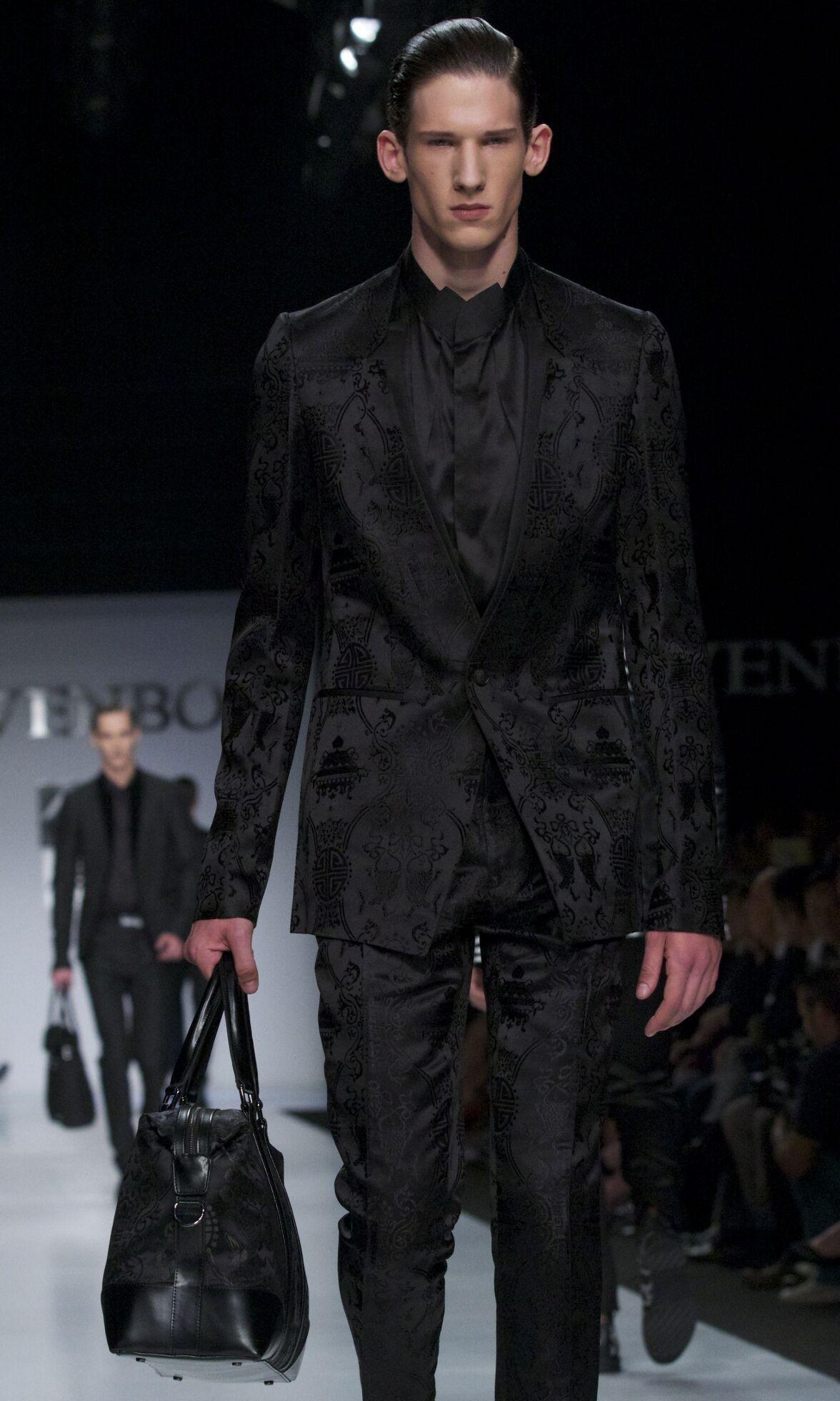 Spring Suit 2014 Man Milan Ji Wenbo