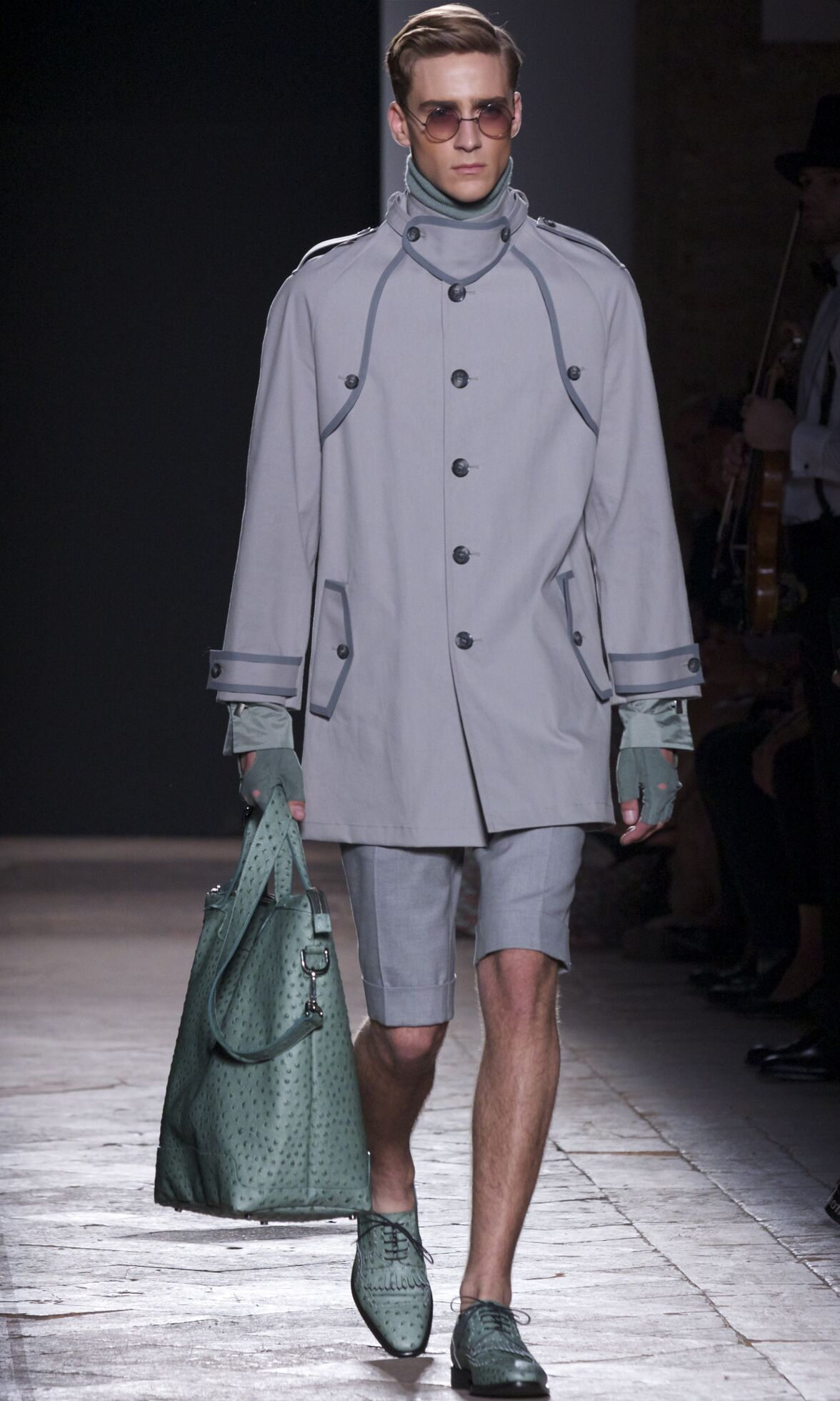 Spring Summer 2014 Fashion Men's Collection Daks