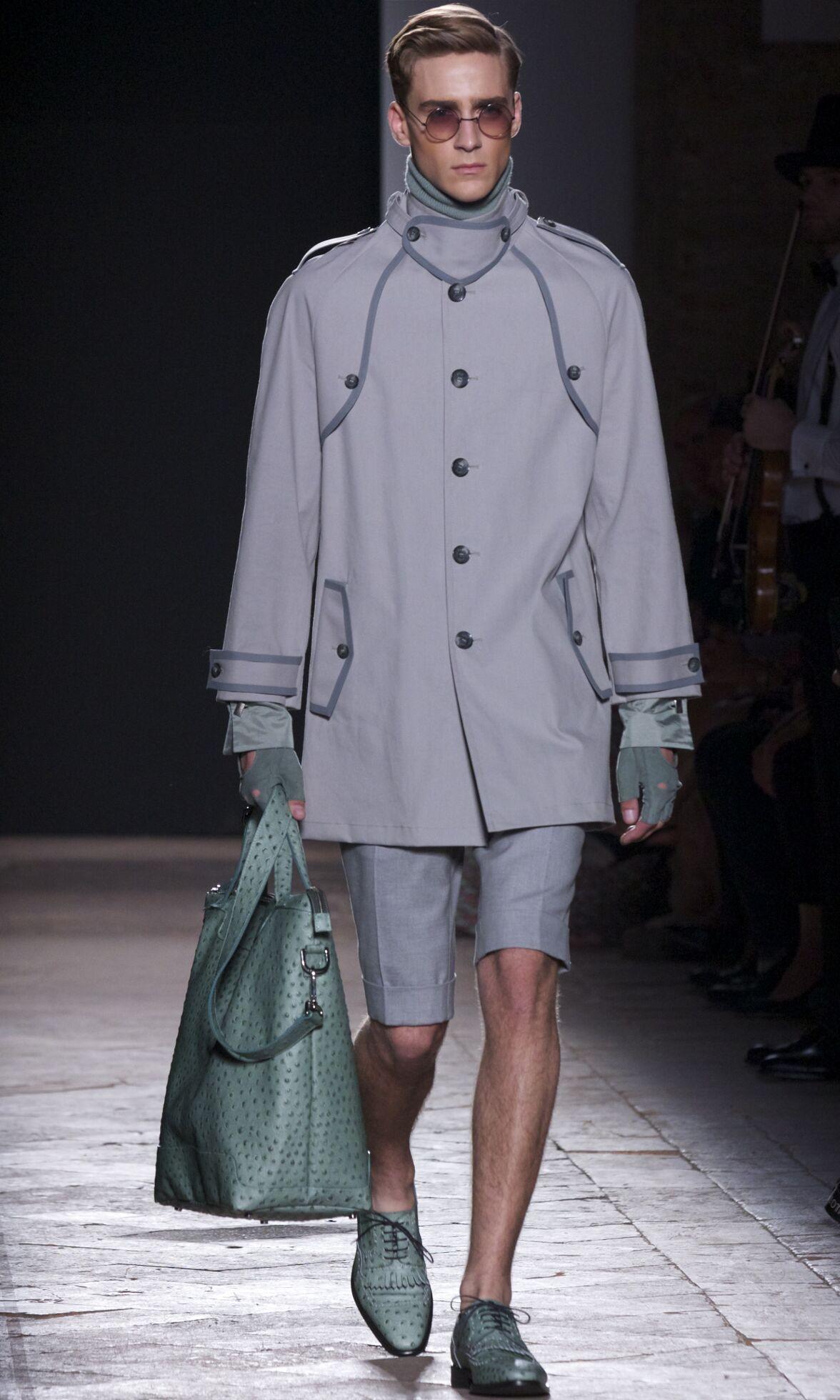 Spring Summer 2014 Fashion Men's Collection Daks