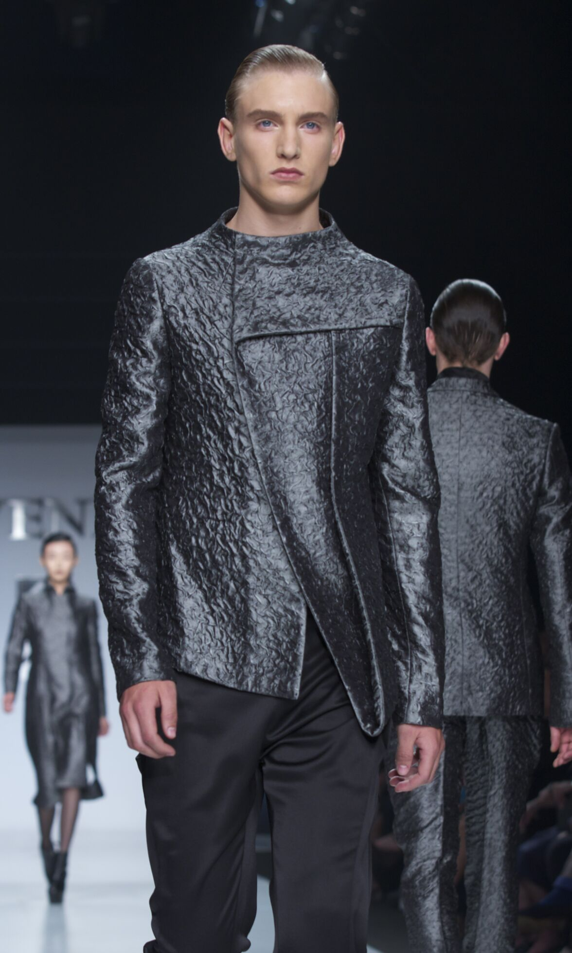 Spring Summer 2014 Fashion Men's Collection Ji Wenbo
