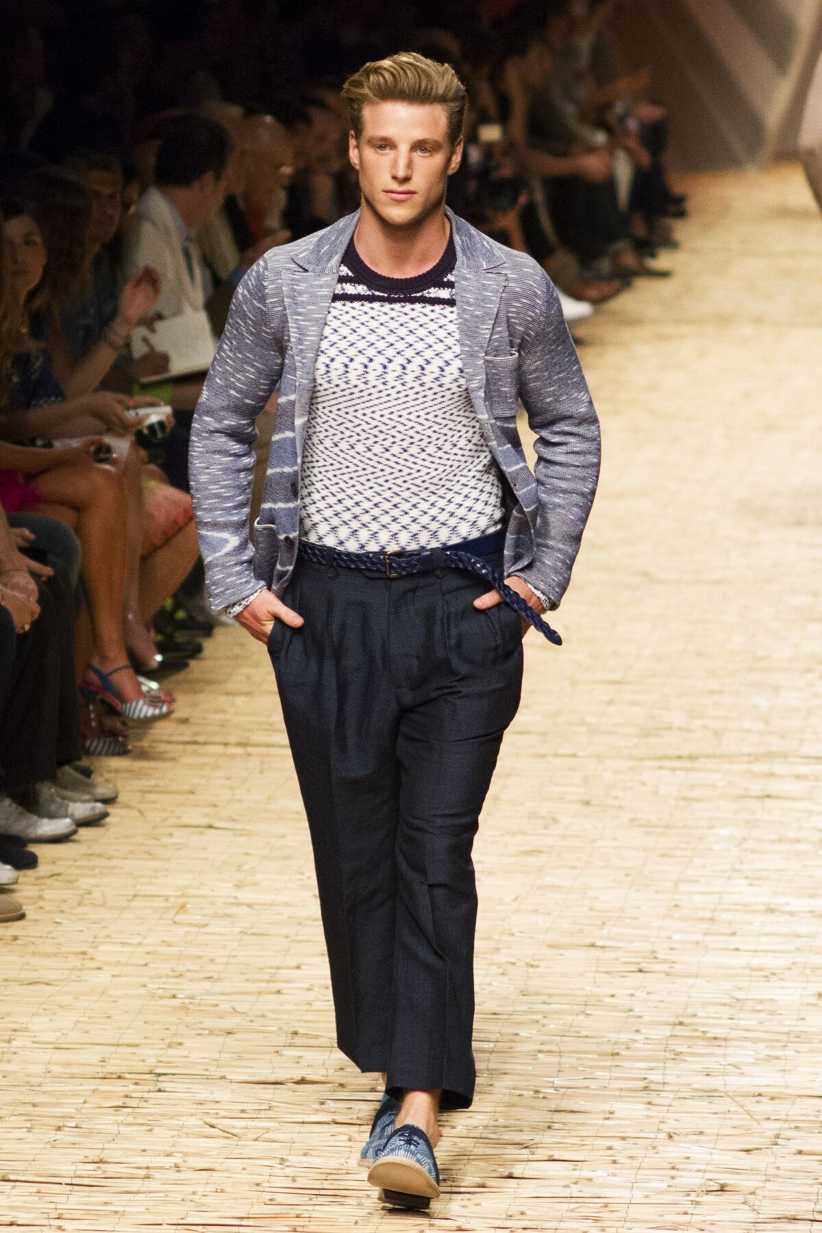 Spring Summer 2014 Fashion Men's Collection Missoni