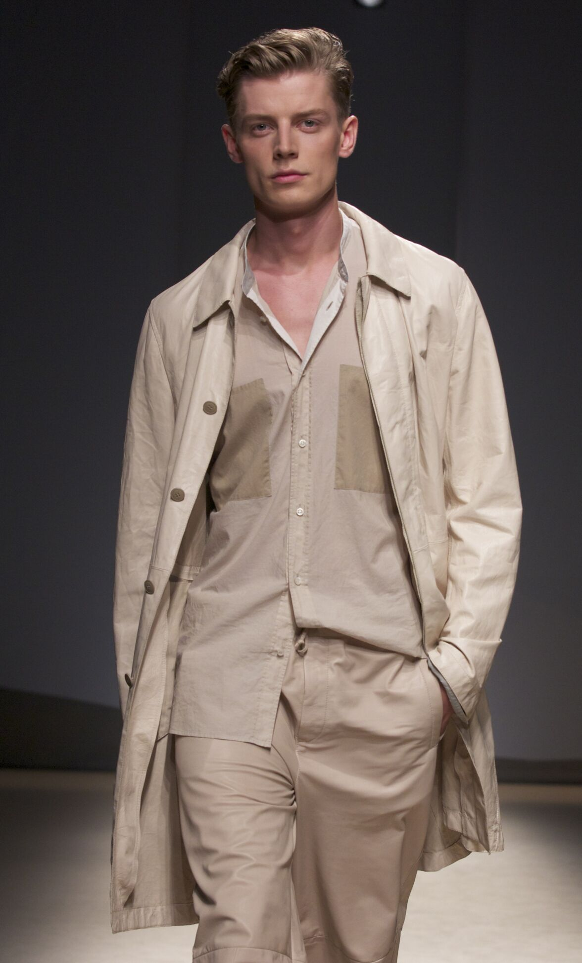 Summer 2014 Fashion Show Trussardi