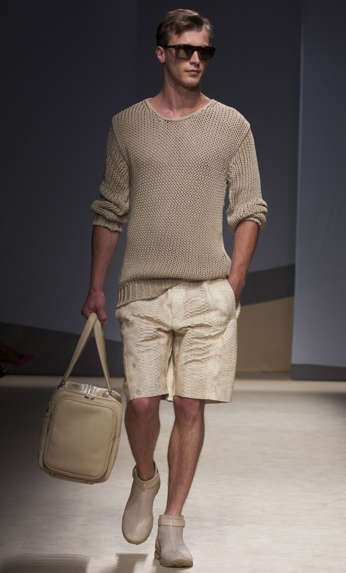 trussardi spring summer 2014 men�s collection the skinny