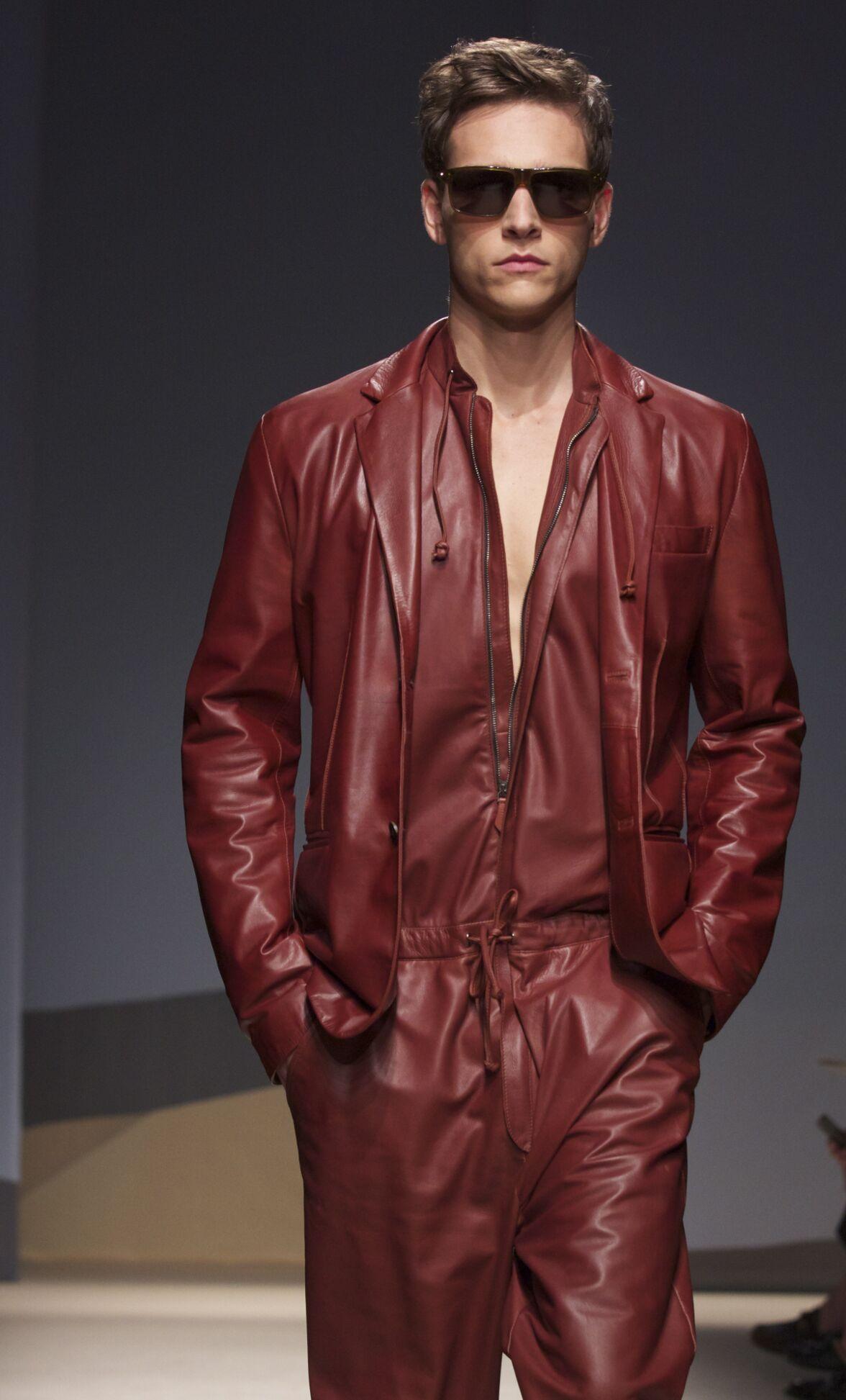 Summer Fashion Trends 2014 Trussardi