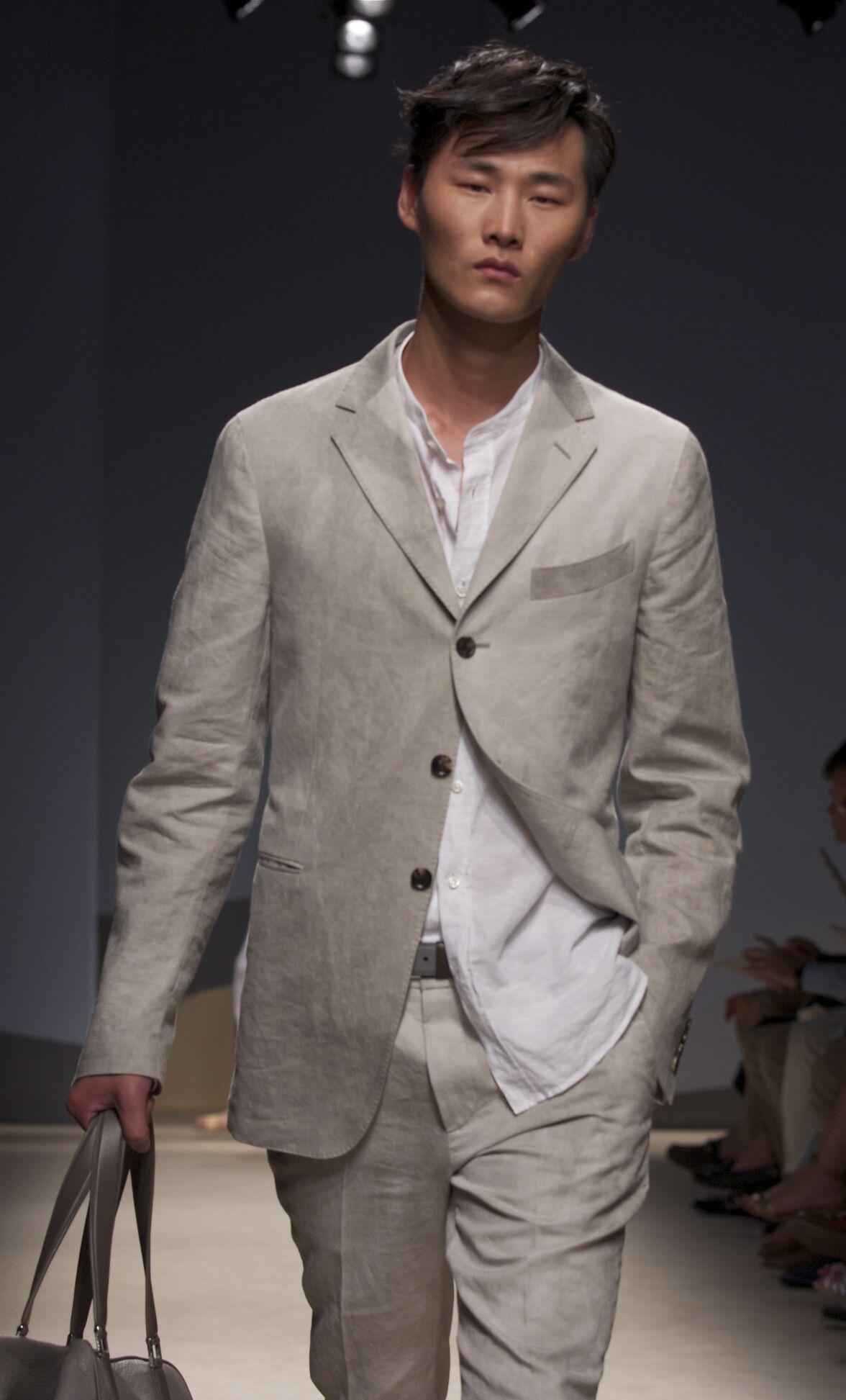 Summer Suit Trends 2014 Man Milan