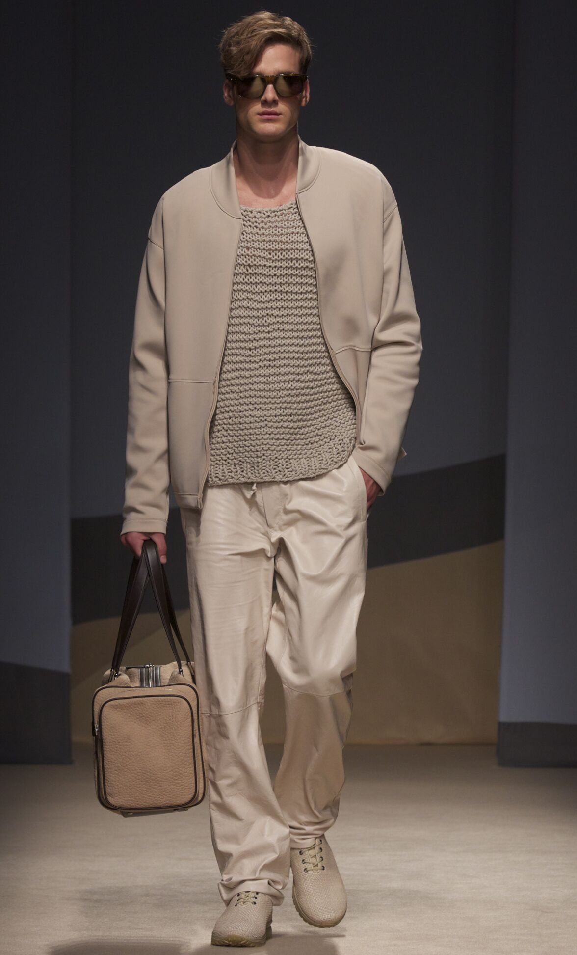 Summer Trussardi Trends 2014 Man