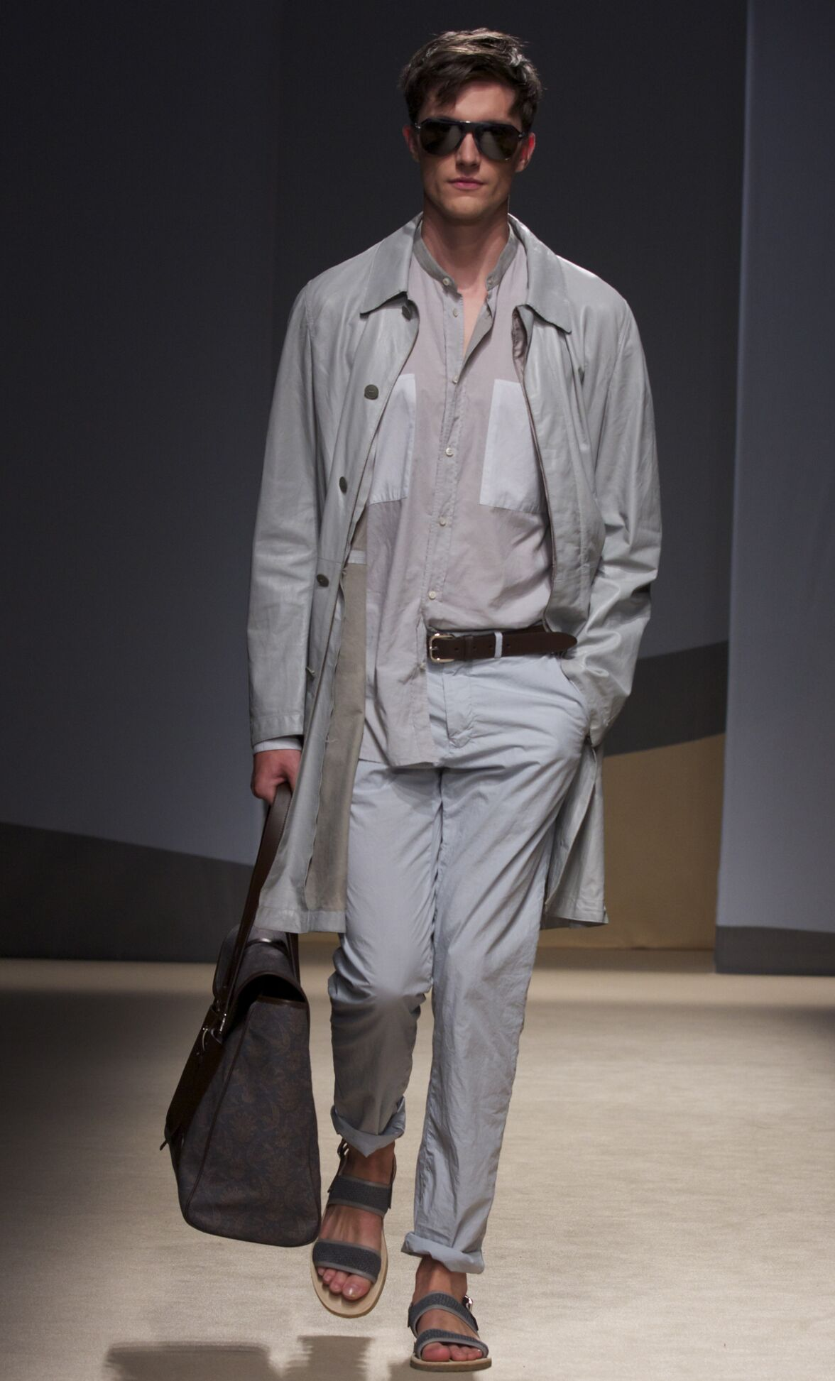 Trussardi Fashion Show