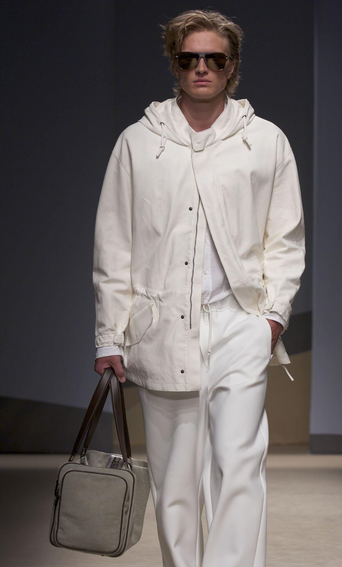 Trussardi Men's Collection 2014