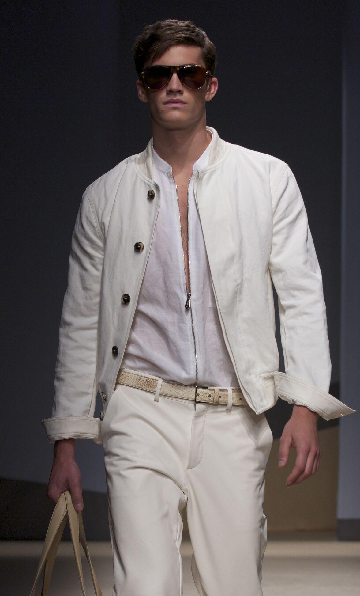 Trussardi Milano Fashion Week