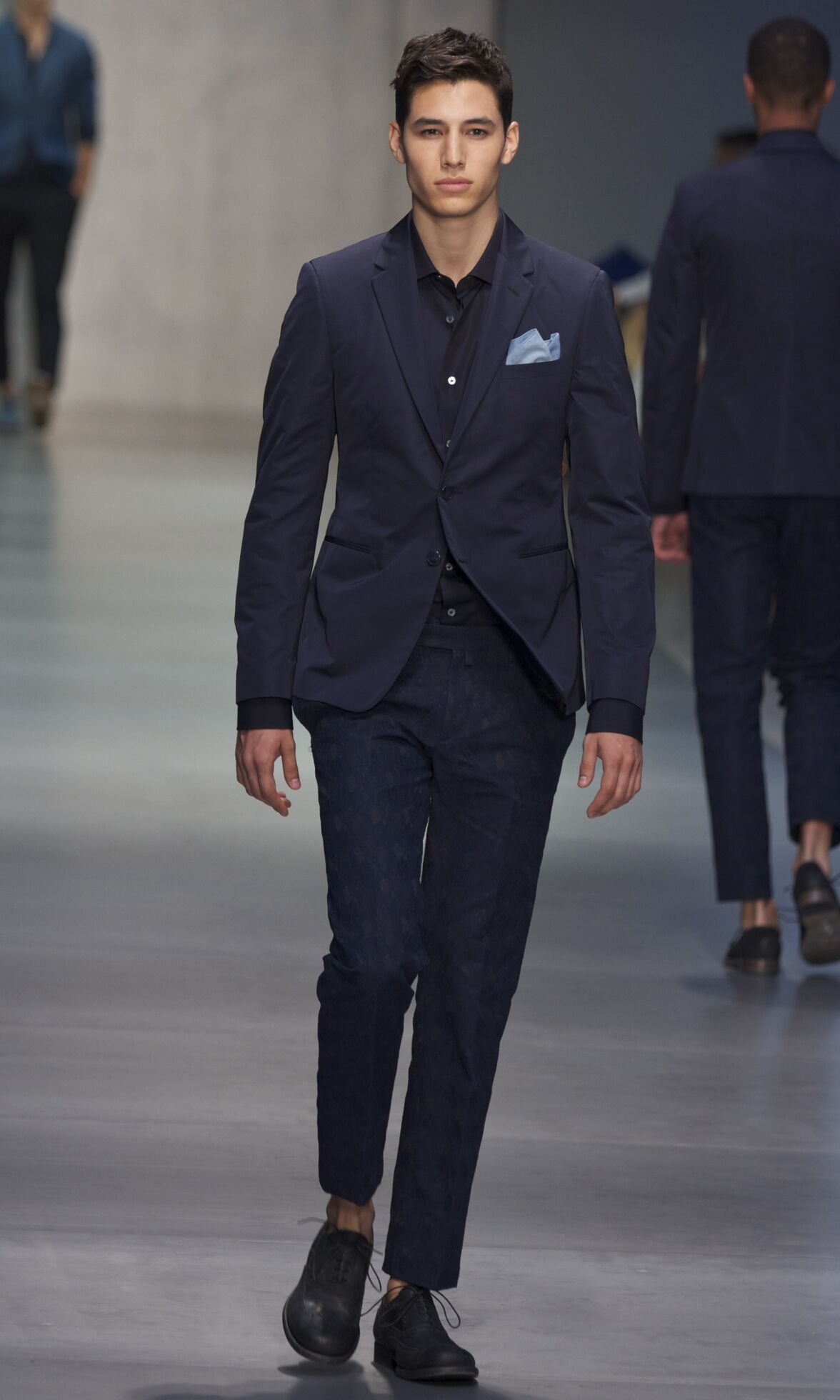2014 Catwalk Ermanno Scervino Woman Fashion Show Summer