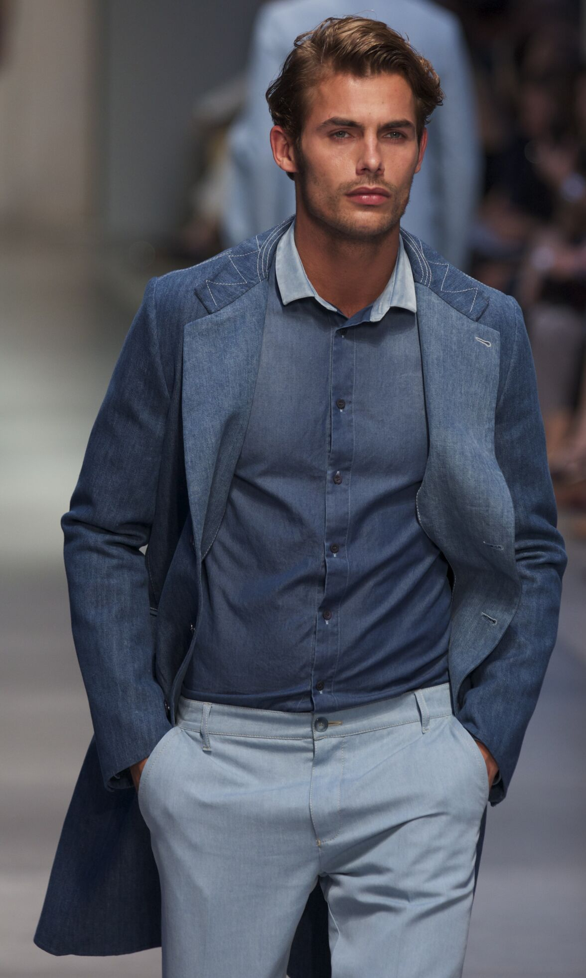 2014 Menswear Ermanno Scervino