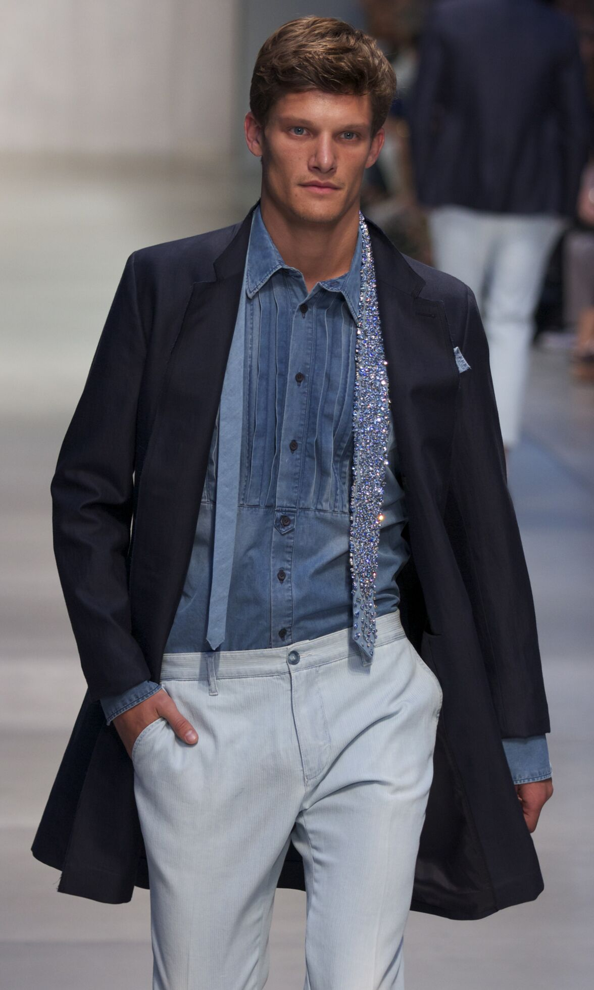 2014 Spring Fashion Ermanno Scervino Trends