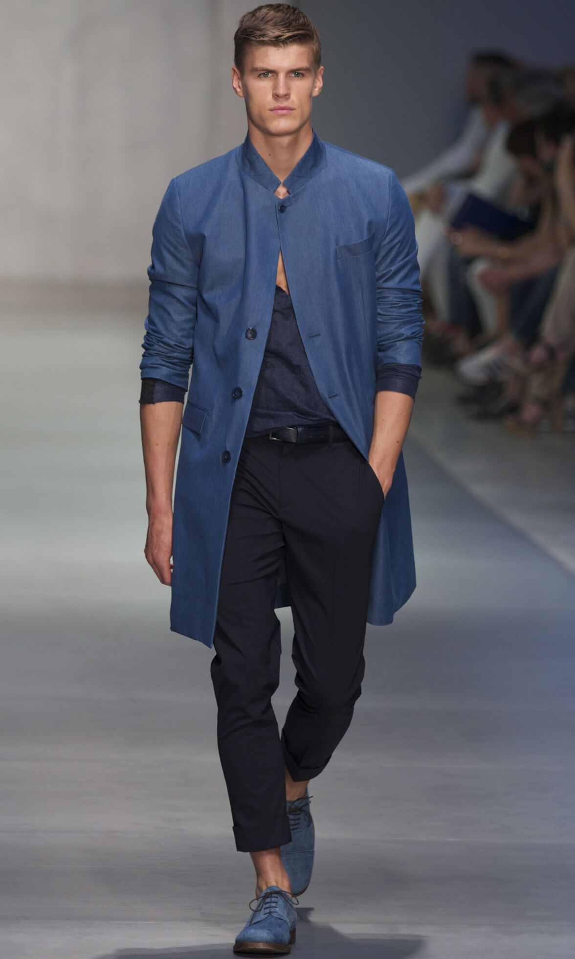 2014 Spring Fashion Ermanno Scervino
